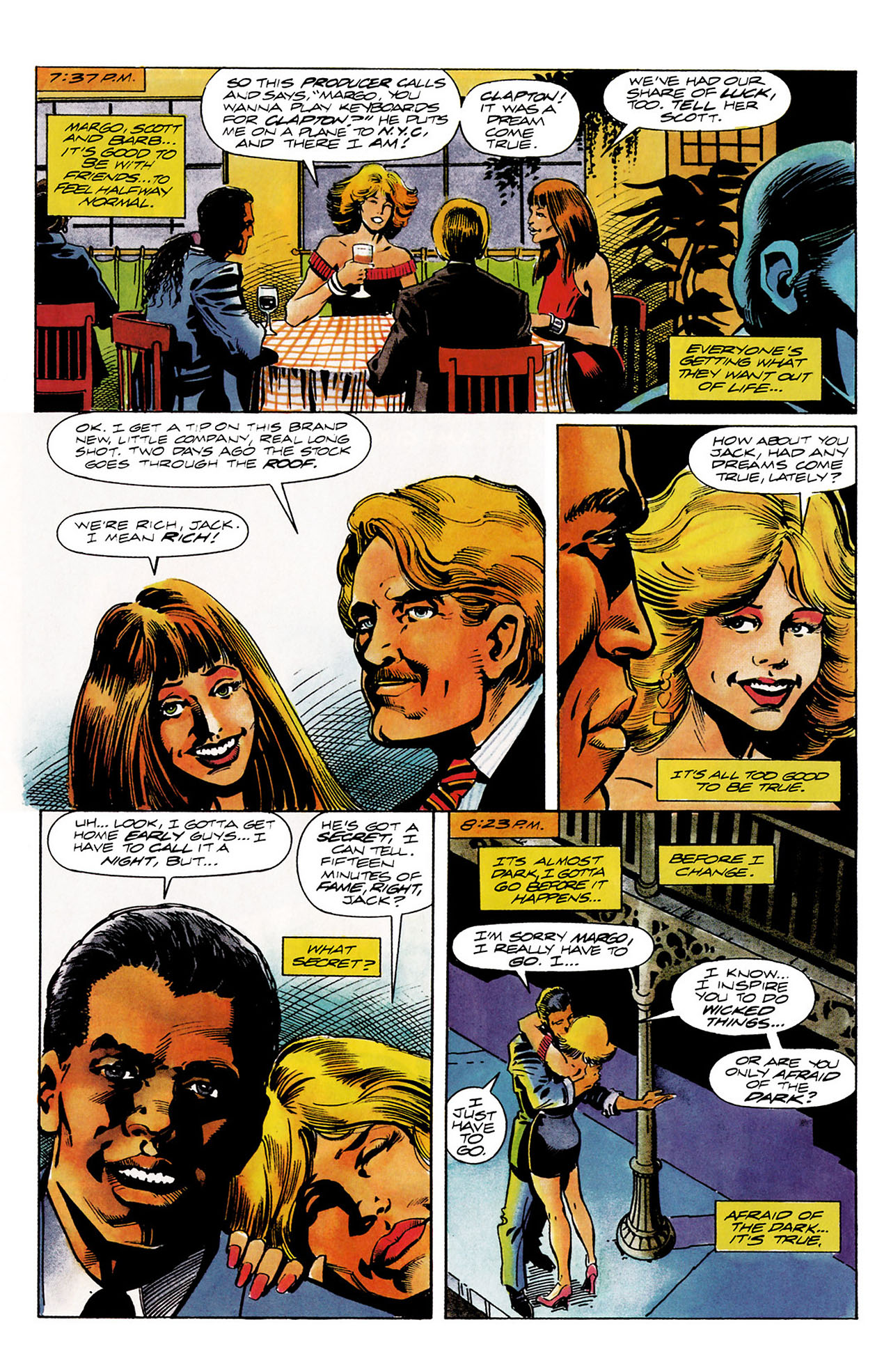Read online Shadowman (1992) comic -  Issue #11 - 8
