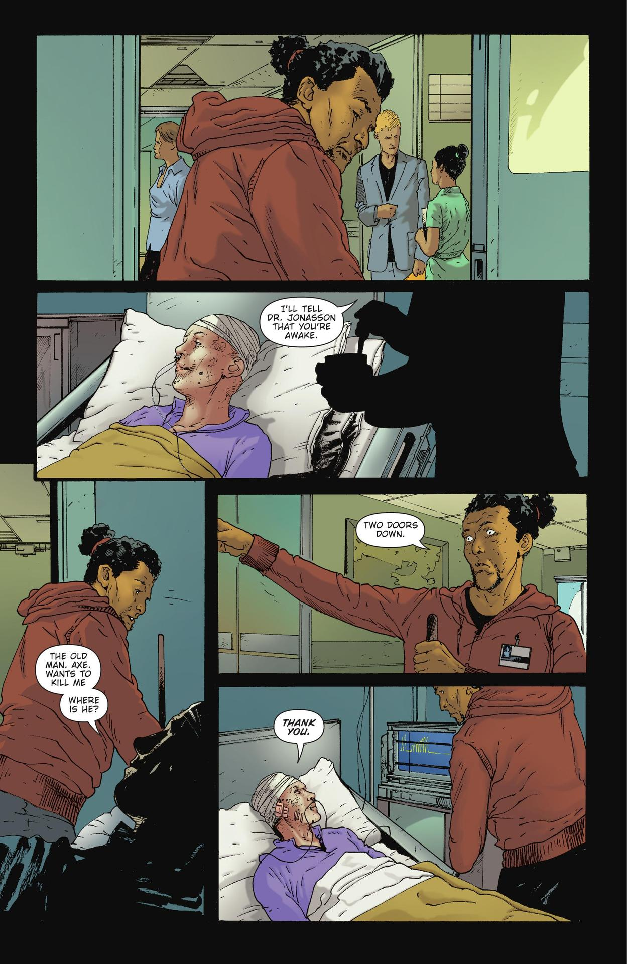 Read online The Girl Who Kicked The Hornet's Nest comic -  Issue # TPB - 39