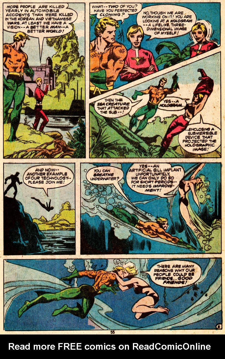 Read online Adventure Comics (1938) comic -  Issue #465 - 56