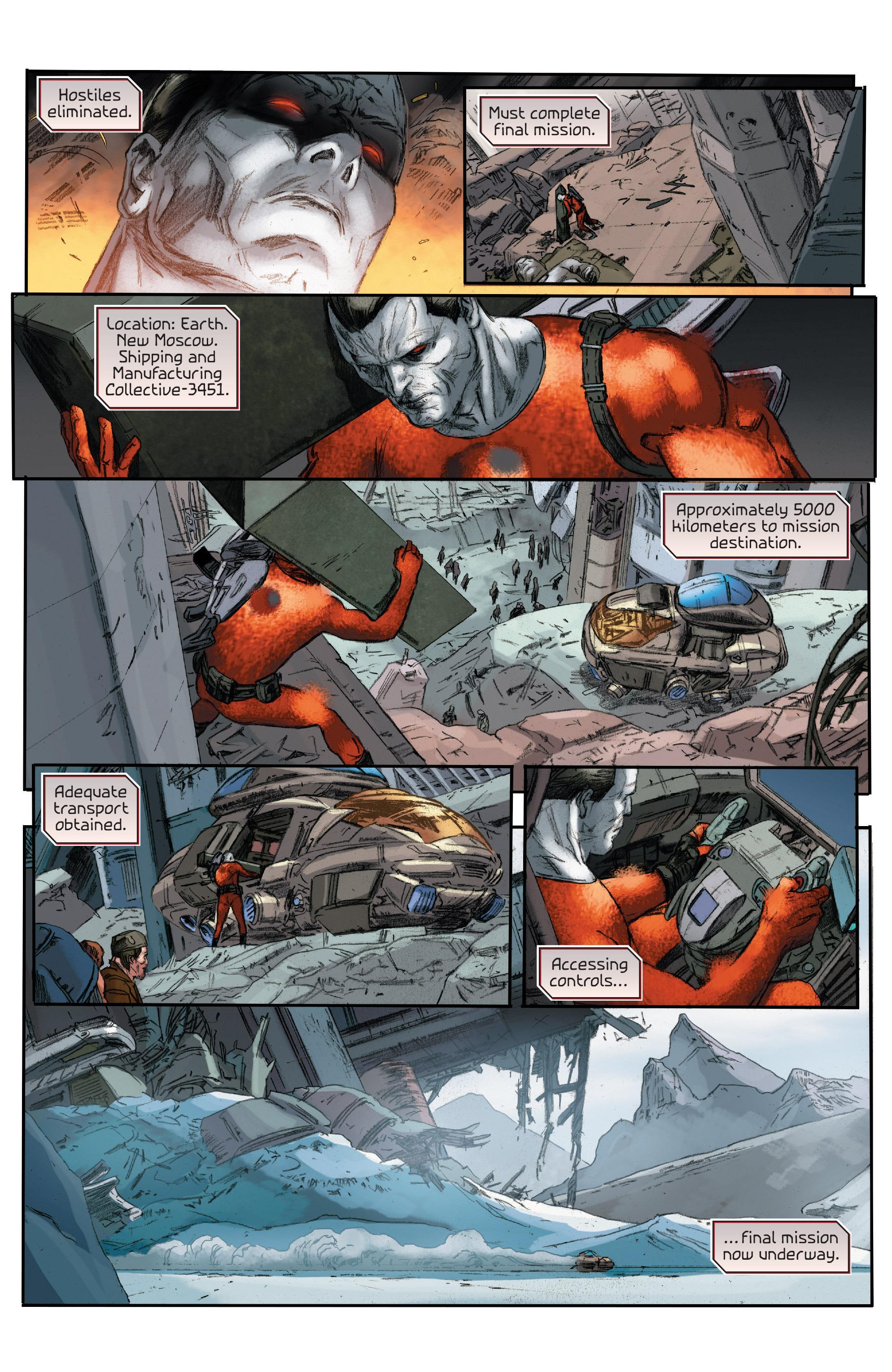 Read online 4001 A.D.: Bloodshot comic -  Issue #4001 A.D.: Bloodshot Full - 12