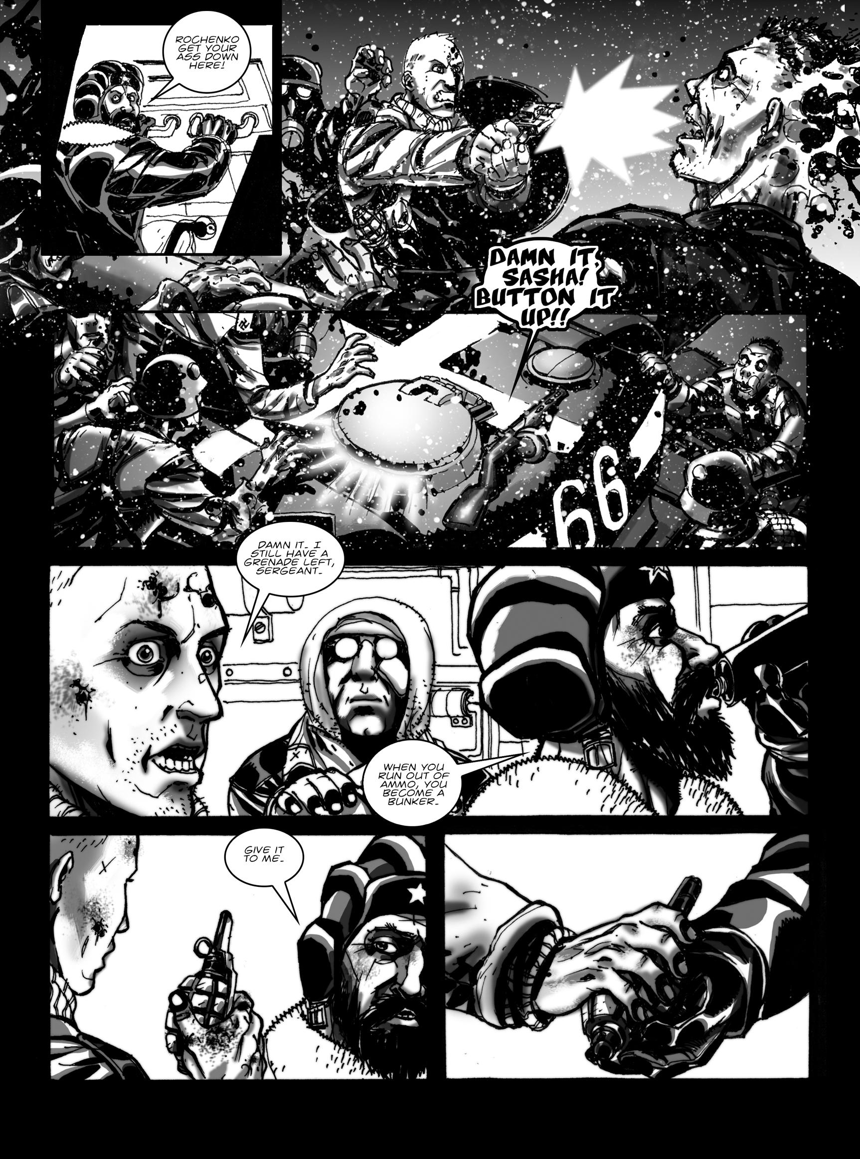Read online FUBAR comic -  Issue #1 - 155