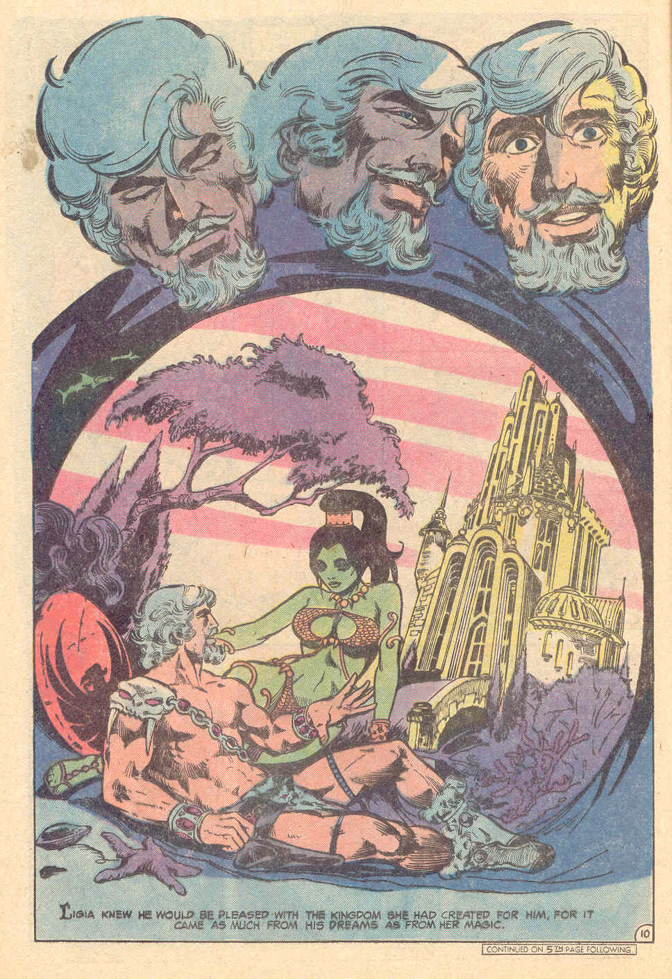 Warlord (1976) issue 24 - Page 11