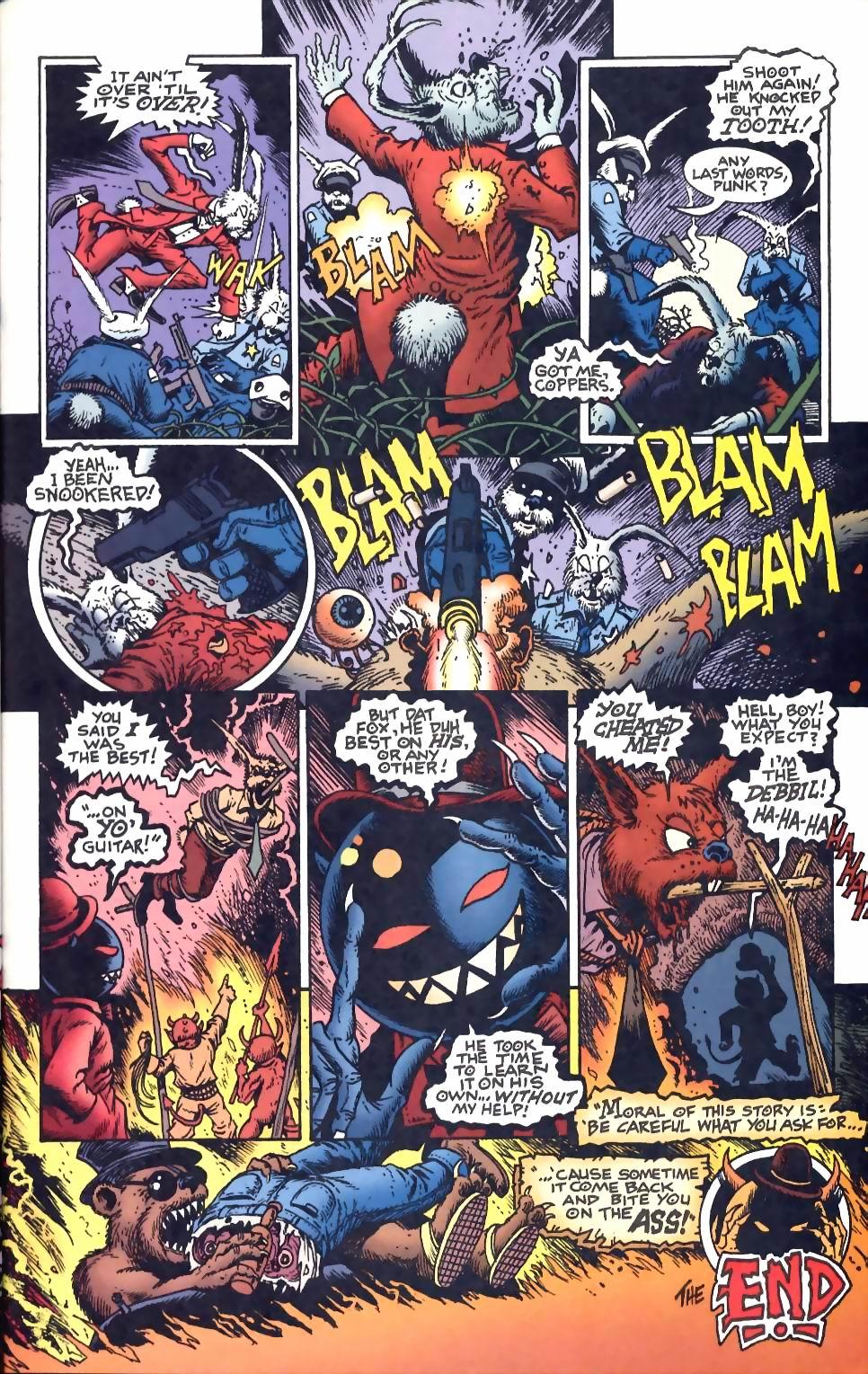 Read online Flinch comic -  Issue #13 - 9
