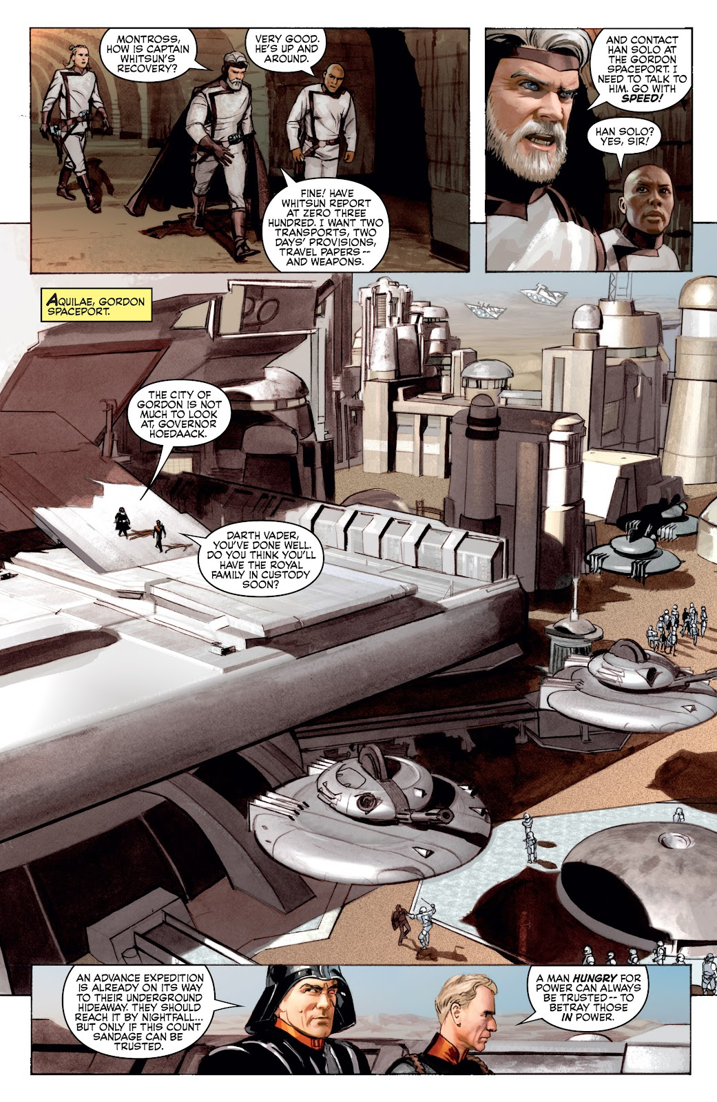 Read online Star Wars Legends: Infinities - Epic Collection comic -  Issue # TPB (Part 4) - 56