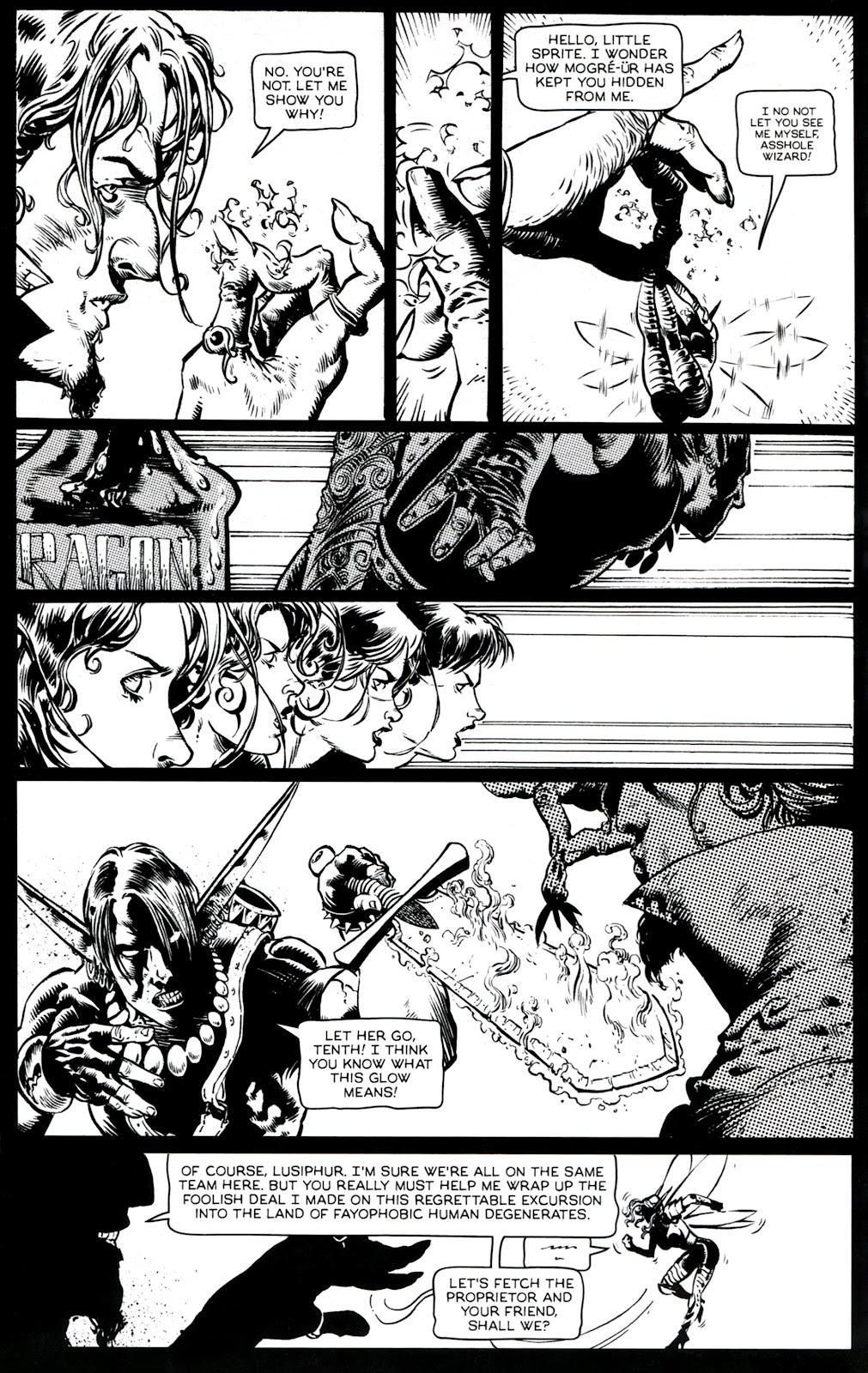 Read online Poison Elves (2013) comic -  Issue #3 - 17