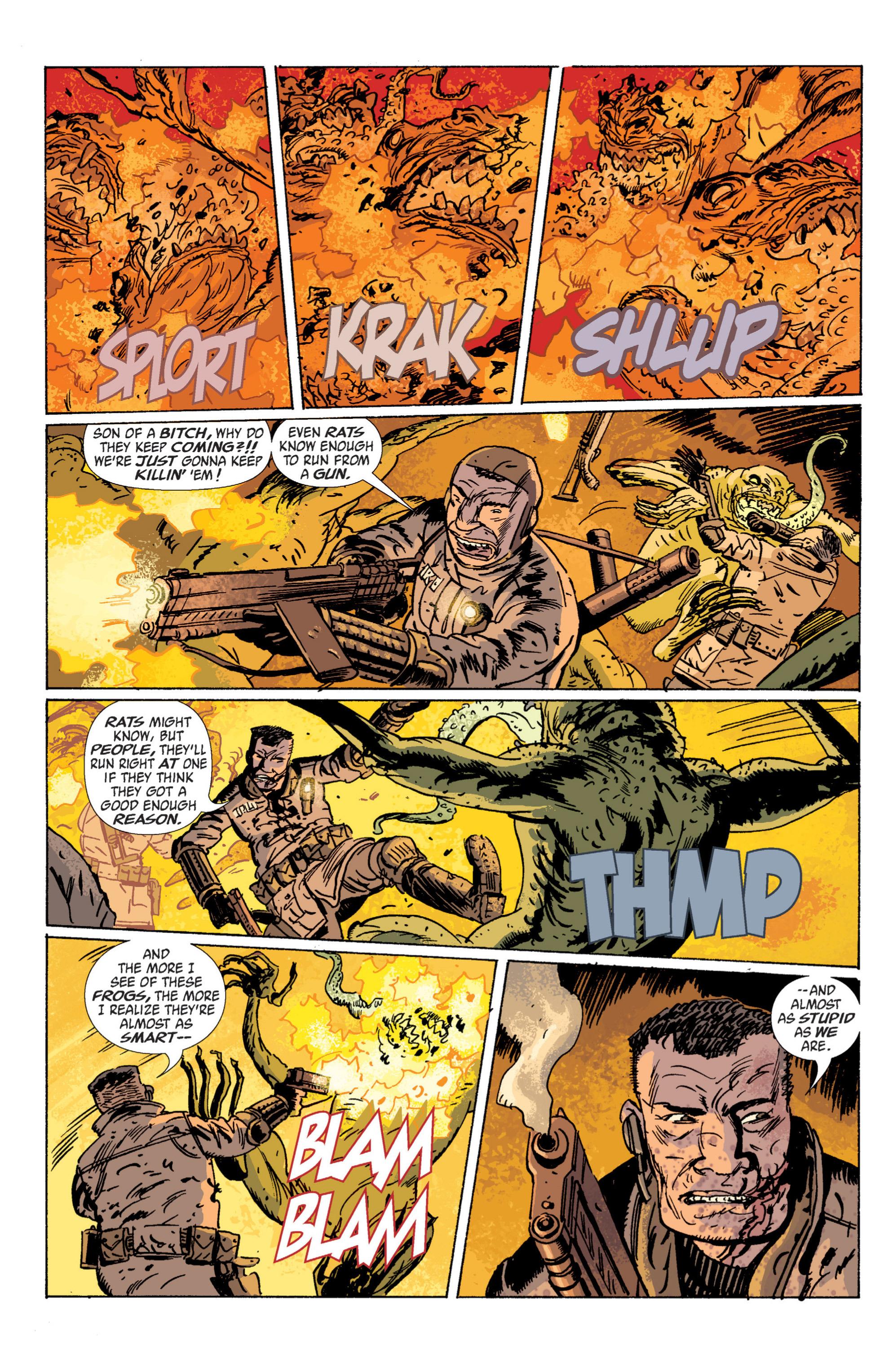 Read online B.P.R.D. (2003) comic -  Issue # TPB 5 - 21