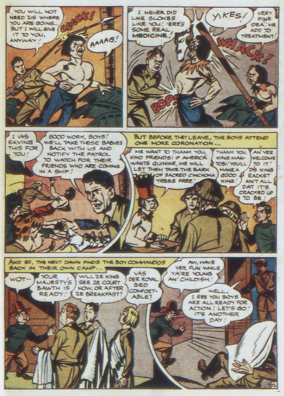 Read online Detective Comics (1937) comic -  Issue #87 - 57