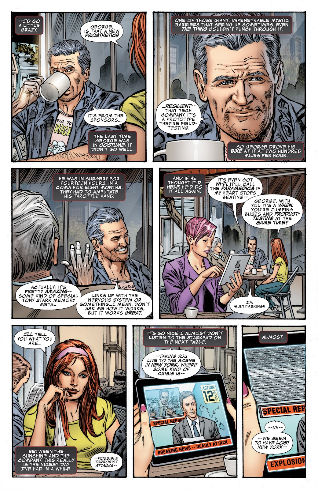 Read online Age of Ultron Companion comic -  Issue # TPB (Part 1) - 7
