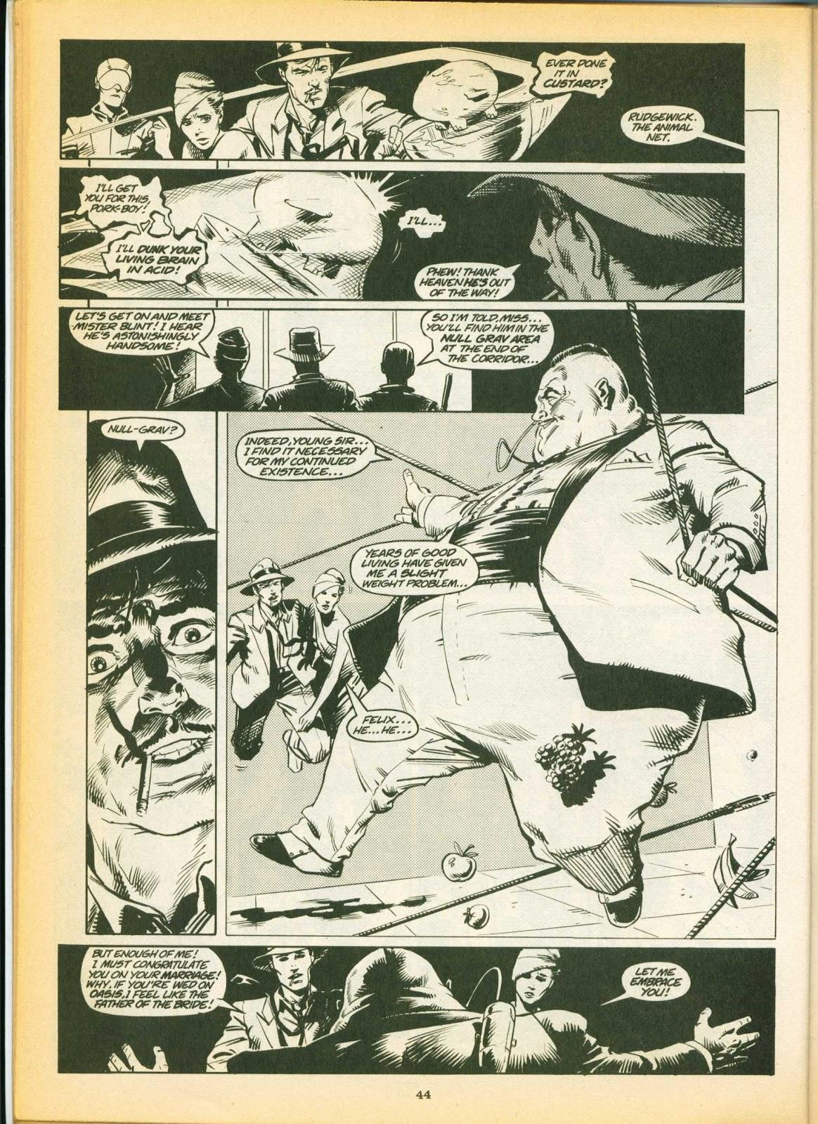 Warrior Issue #7 #8 - English 44