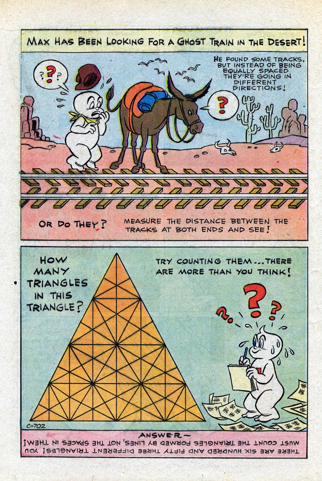 Read online Timmy the Timid Ghost comic -  Issue #15 - 12