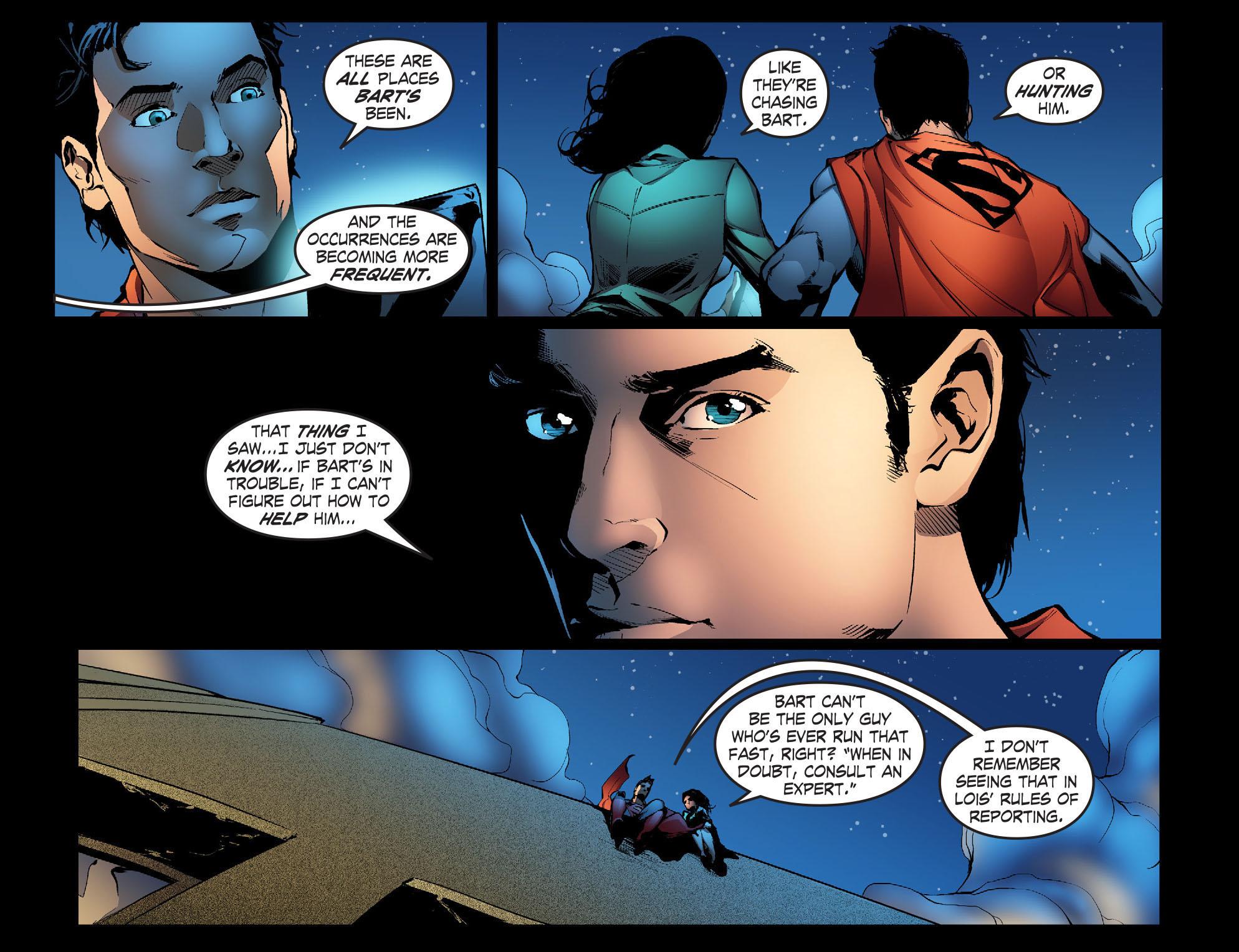 Read online Smallville: Season 11 comic -  Issue #31 - 6