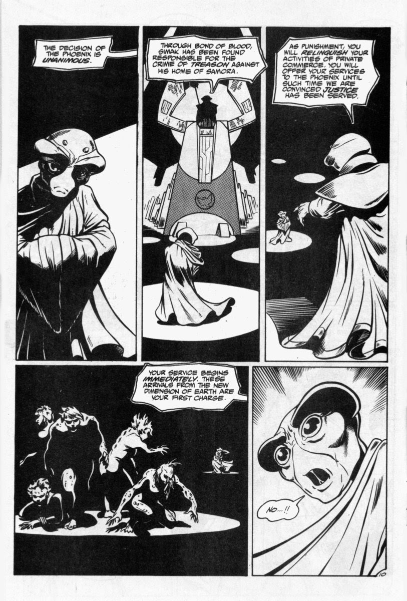 Ex-Mutants: The Shattered Earth Chronicles issue 7 - Page 11
