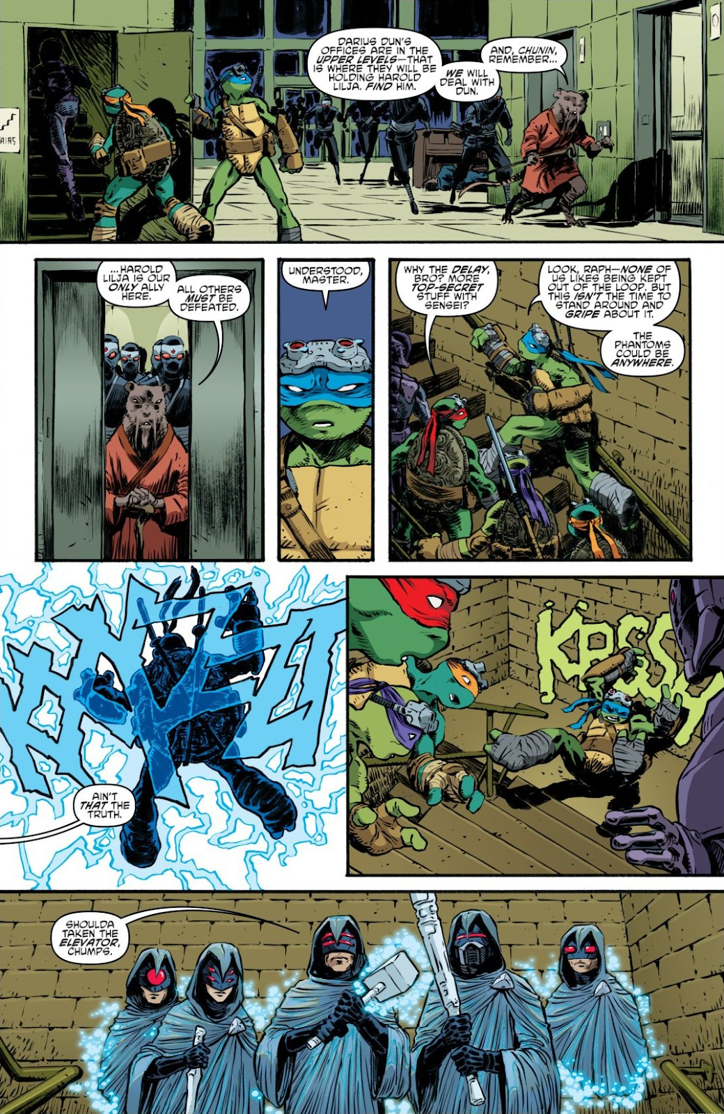 Read online Teenage Mutant Ninja Turtles: The IDW Collection comic -  Issue # TPB 7 (Part 3) - 102