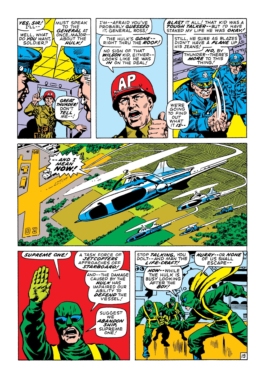 Read online Marvel Masterworks: The Incredible Hulk comic -  Issue # TPB 6 (Part 3) - 32