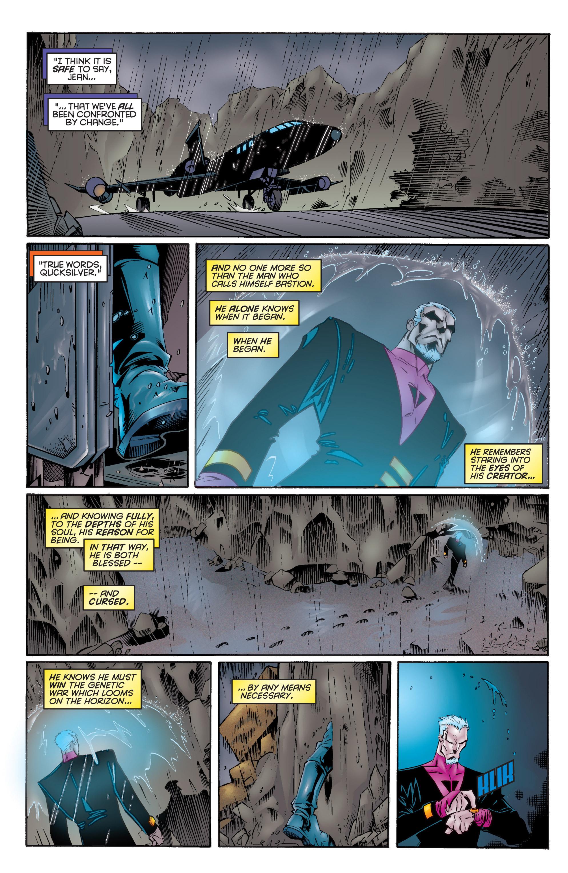 Read online Uncanny X-Men (1963) comic -  Issue #337 - 17