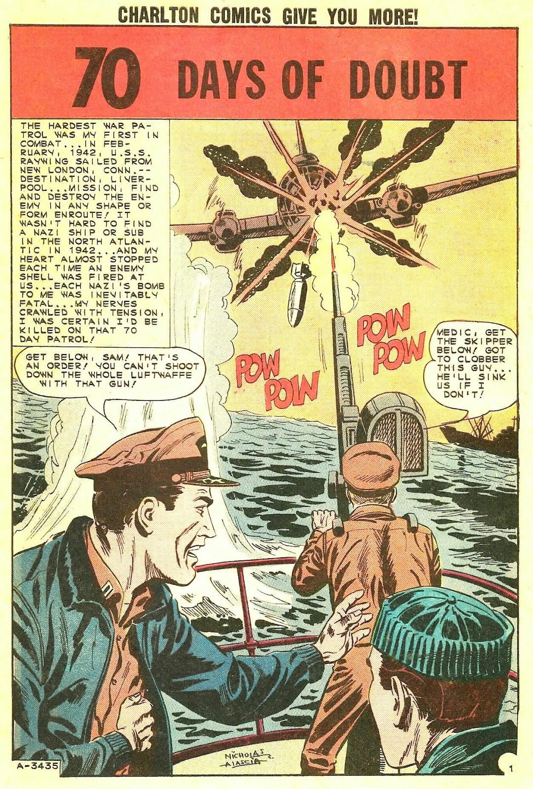 Read online Fightin' Navy comic -  Issue #115 - 9