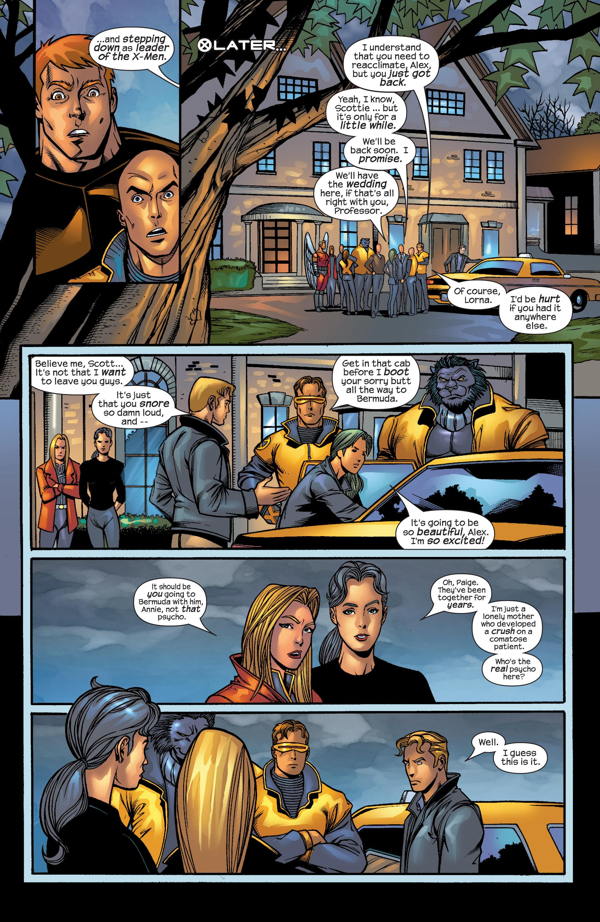 Read online Uncanny X-Men (1963) comic -  Issue #421 - 23