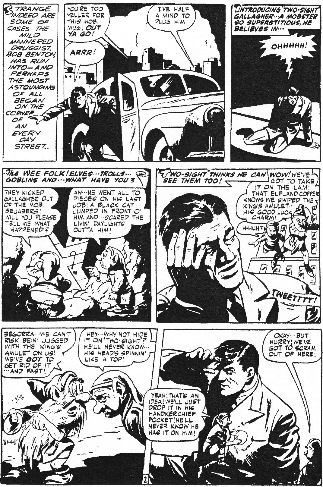Read online Men of Mystery Comics comic -  Issue #76 - 58