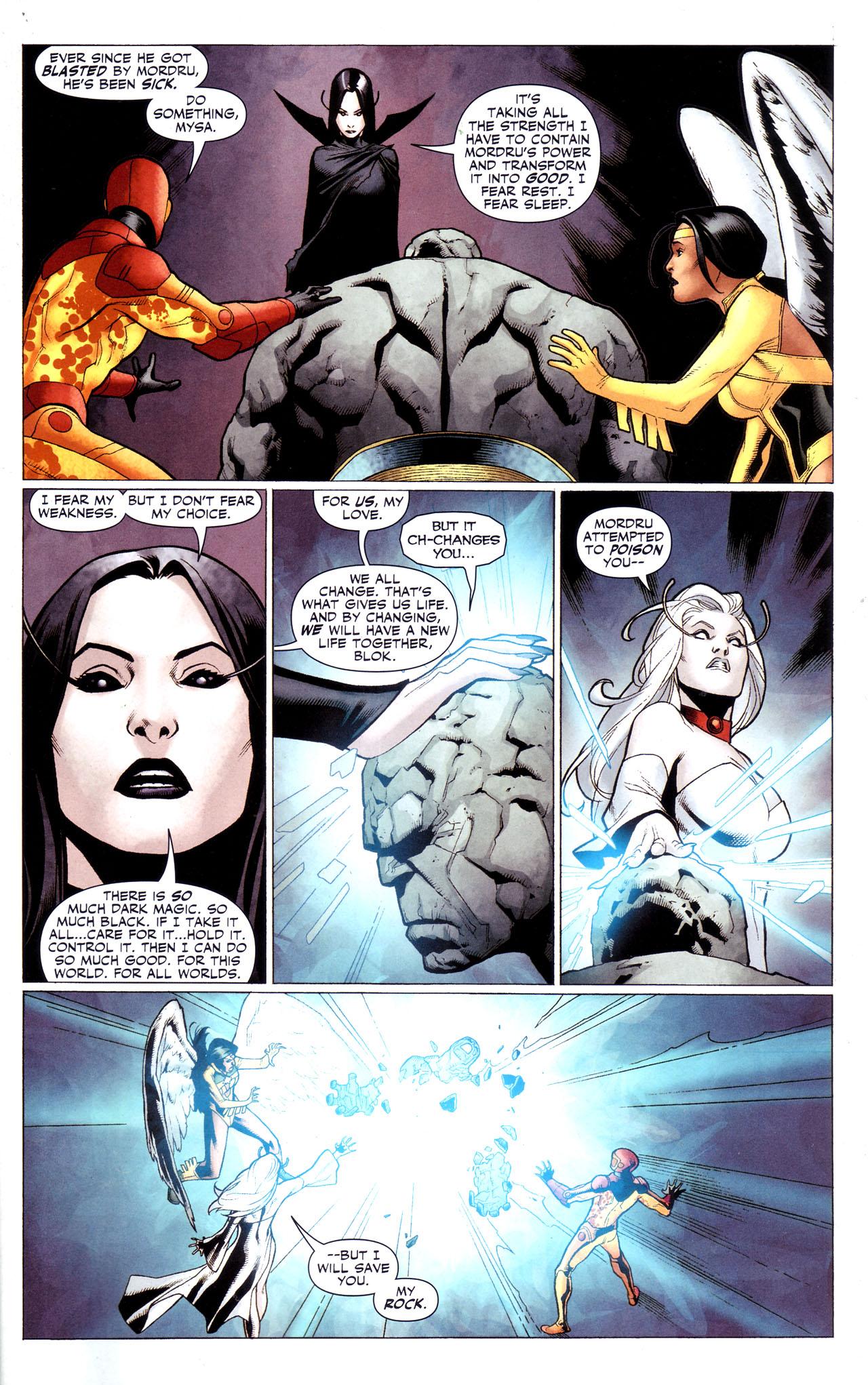 Read online Adventure Comics (2009) comic -  Issue #4 - 29