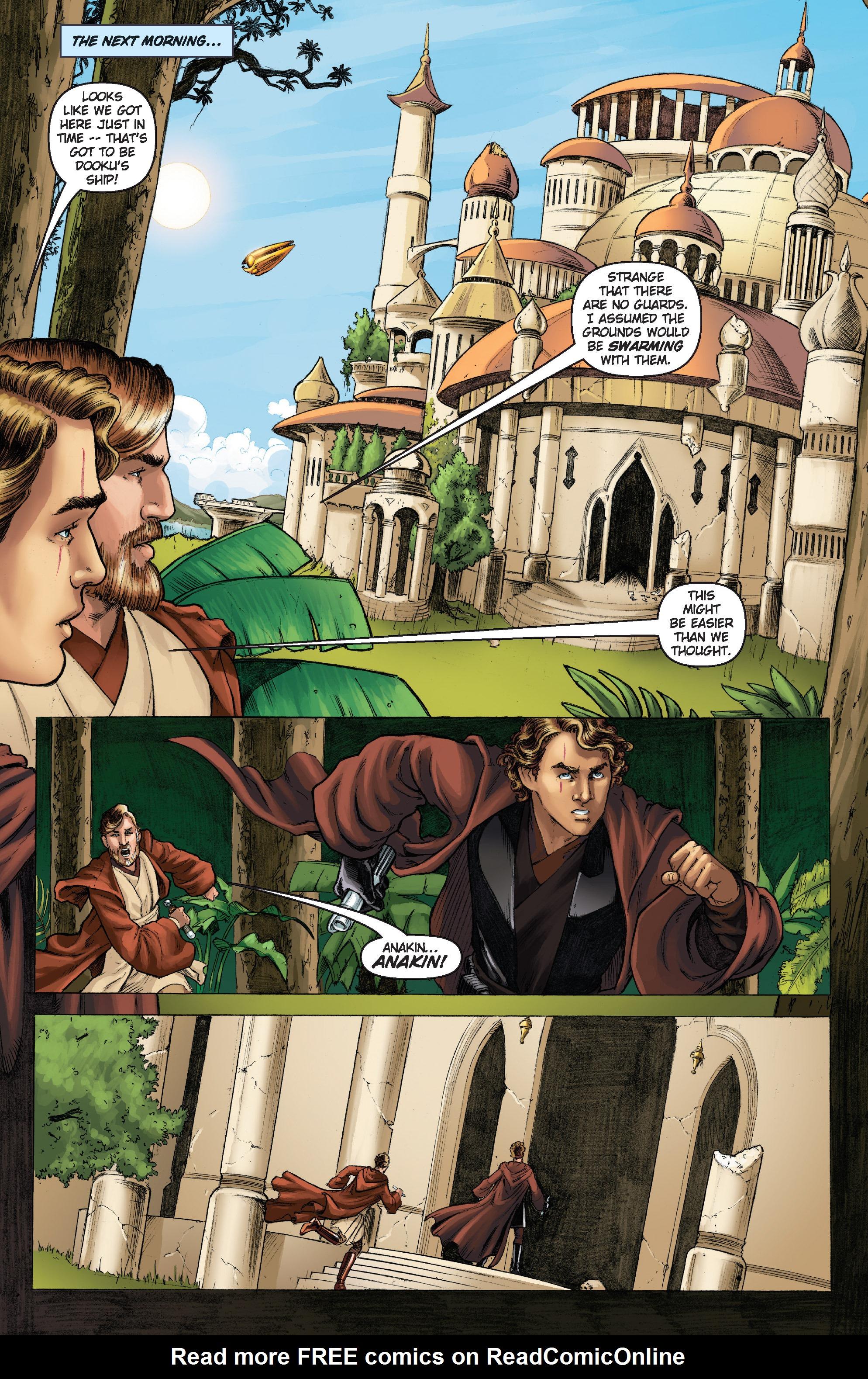 Read online Star Wars Omnibus comic -  Issue # Vol. 26 - 202