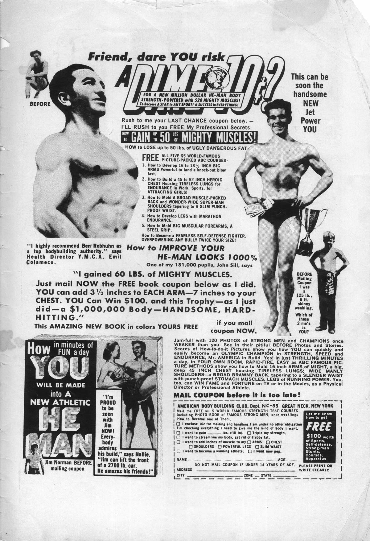 Read online Adventure Comics (1938) comic -  Issue #332 - 35