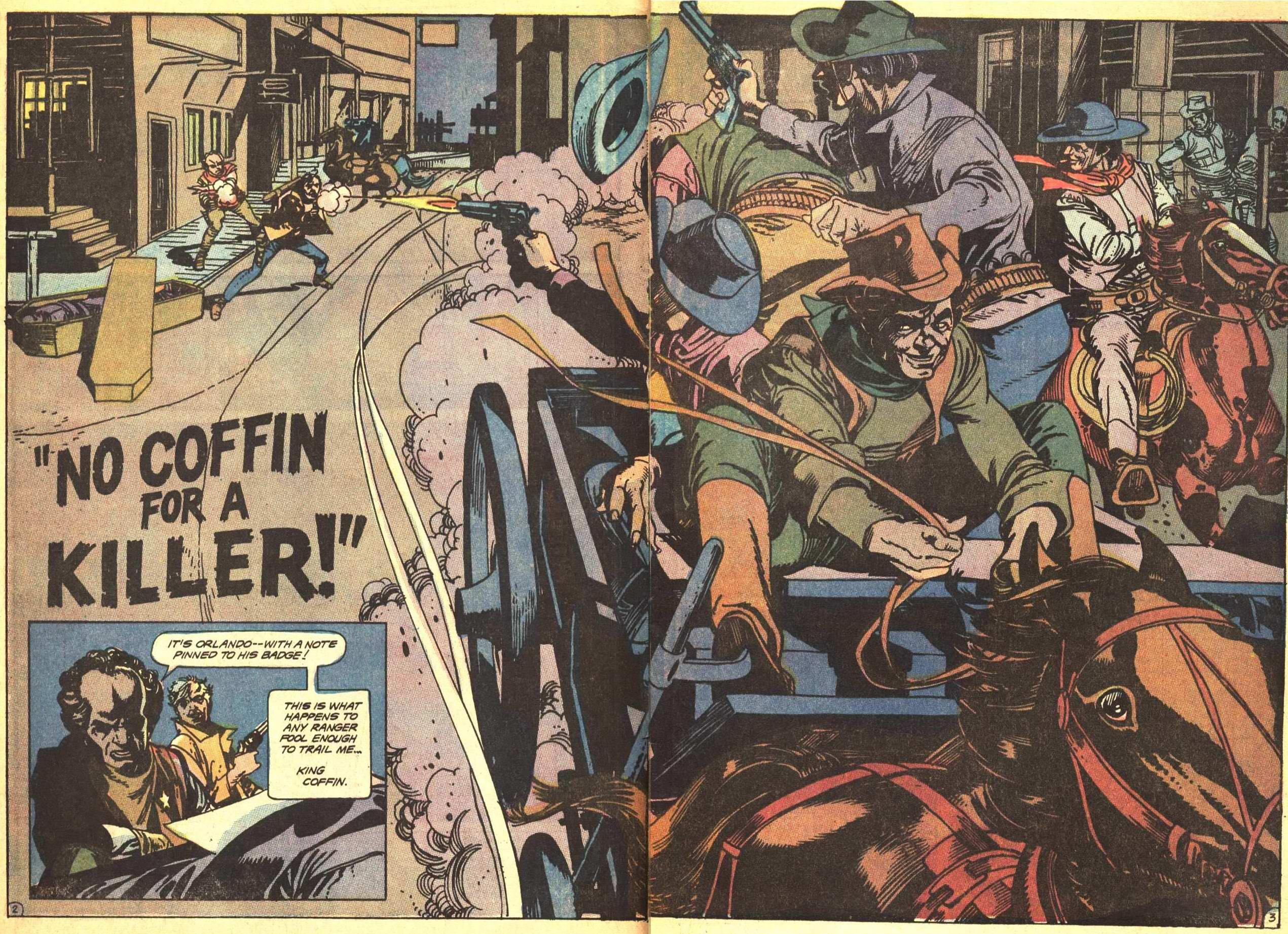 Read online All-Star Western (1970) comic -  Issue #4 - 4