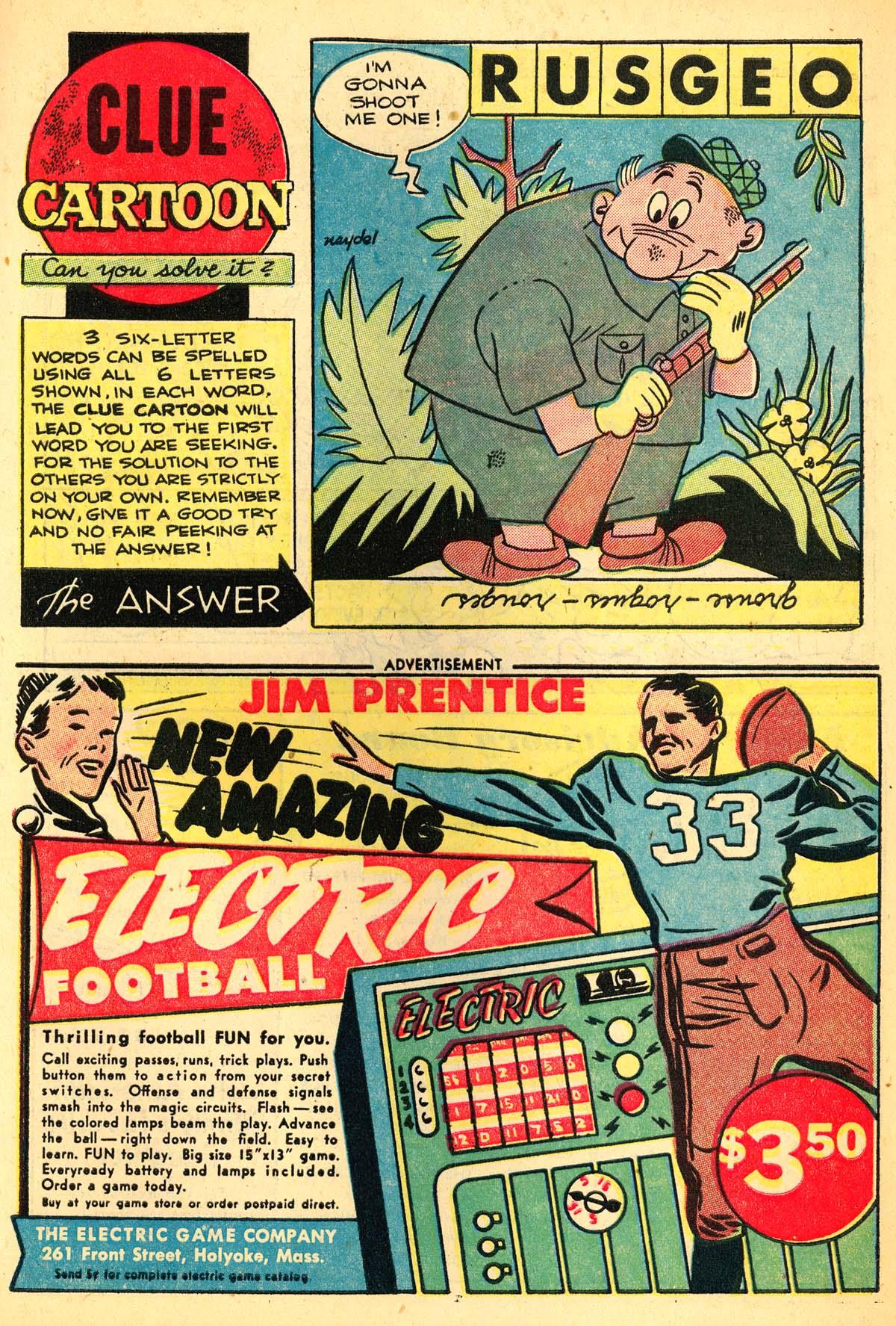 Read online Animal Antics comic -  Issue #36 - 27