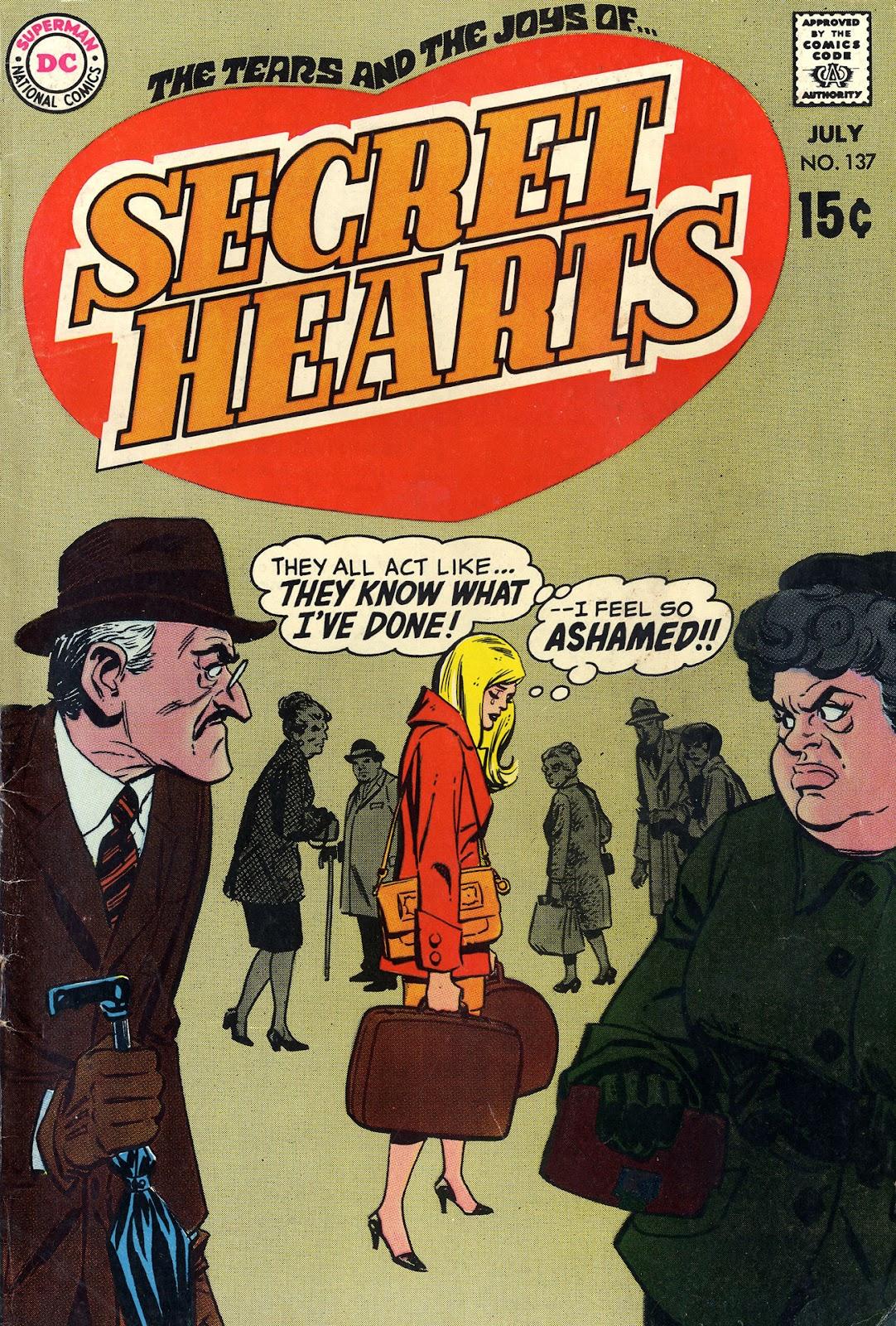 Secret Hearts 137 Page 1