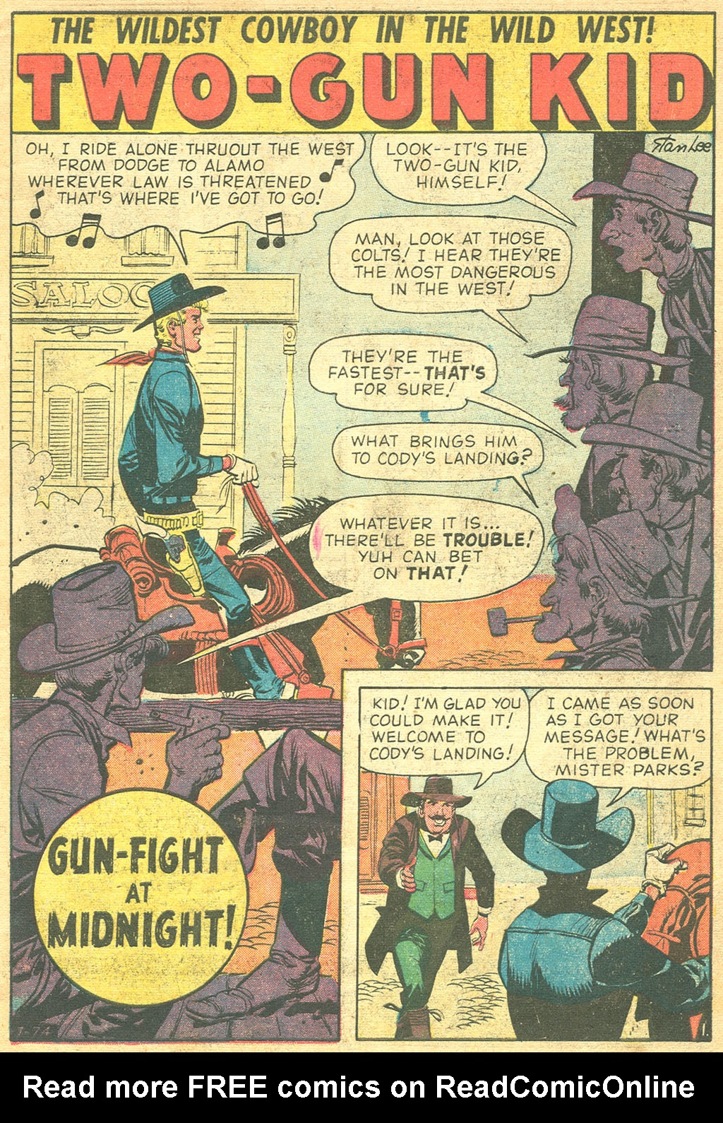 Read online Two-Gun Kid comic -  Issue #45 - 3
