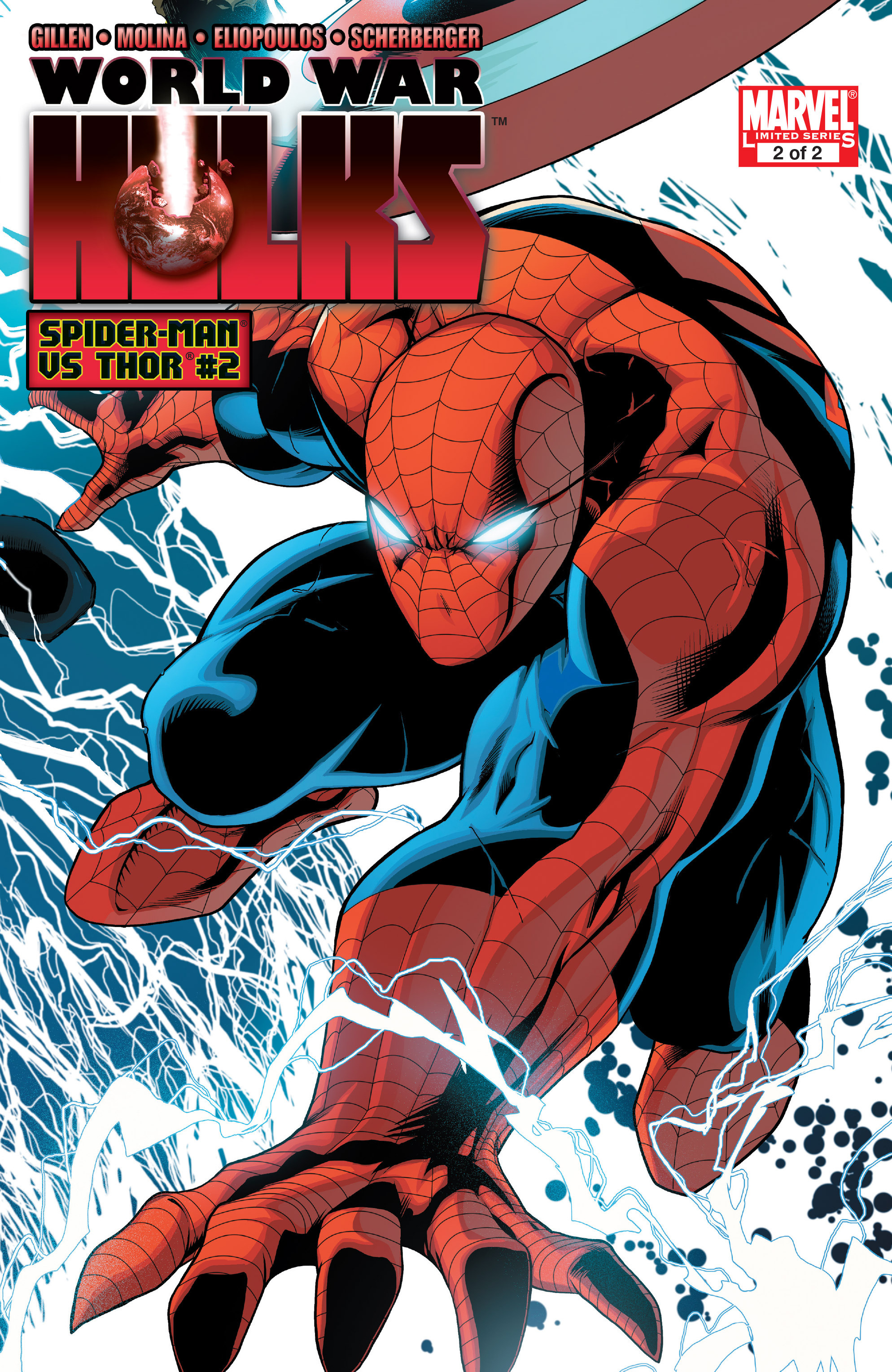 Read online World War Hulks: Spider-Man vs. Thor comic -  Issue #2 - 1