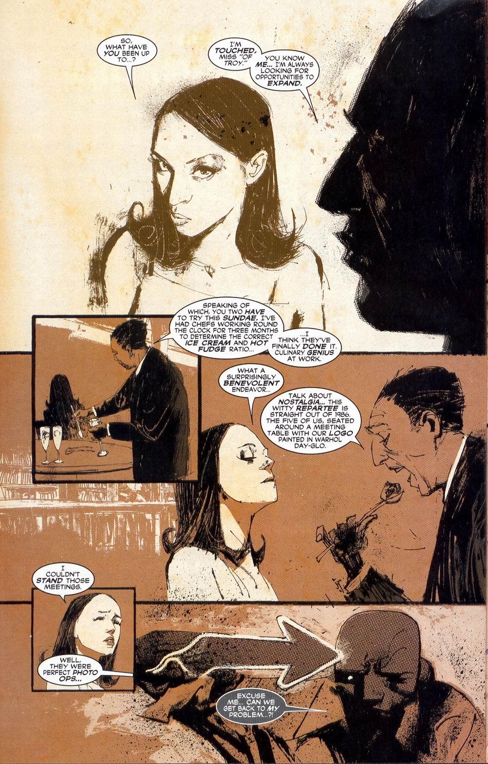 Read online Automatic Kafka comic -  Issue #6 - 21