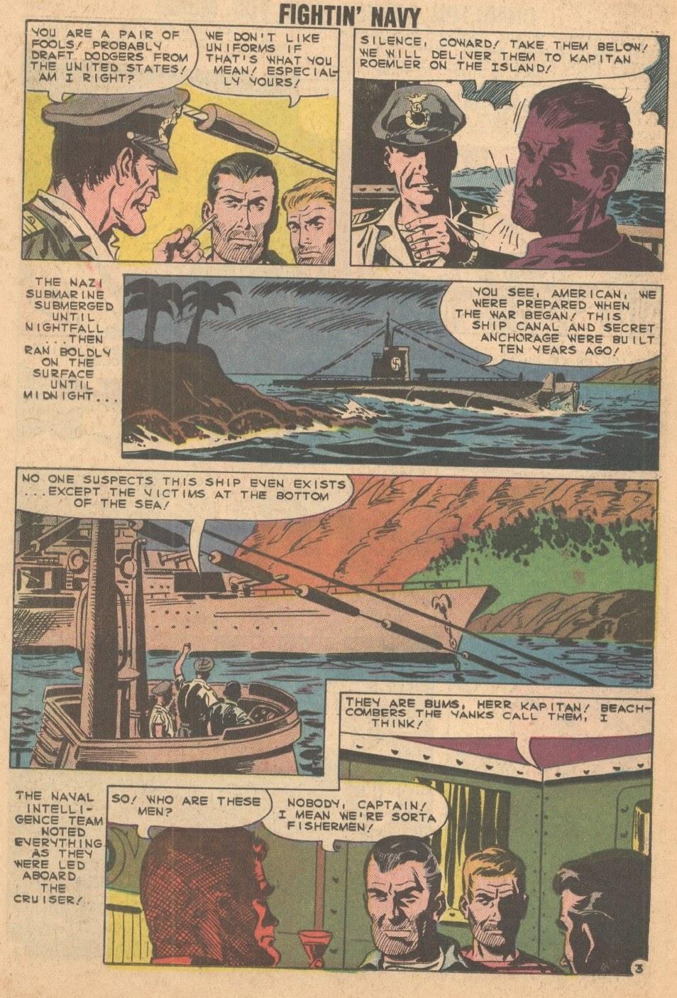Read online Fightin' Navy comic -  Issue #93 - 18