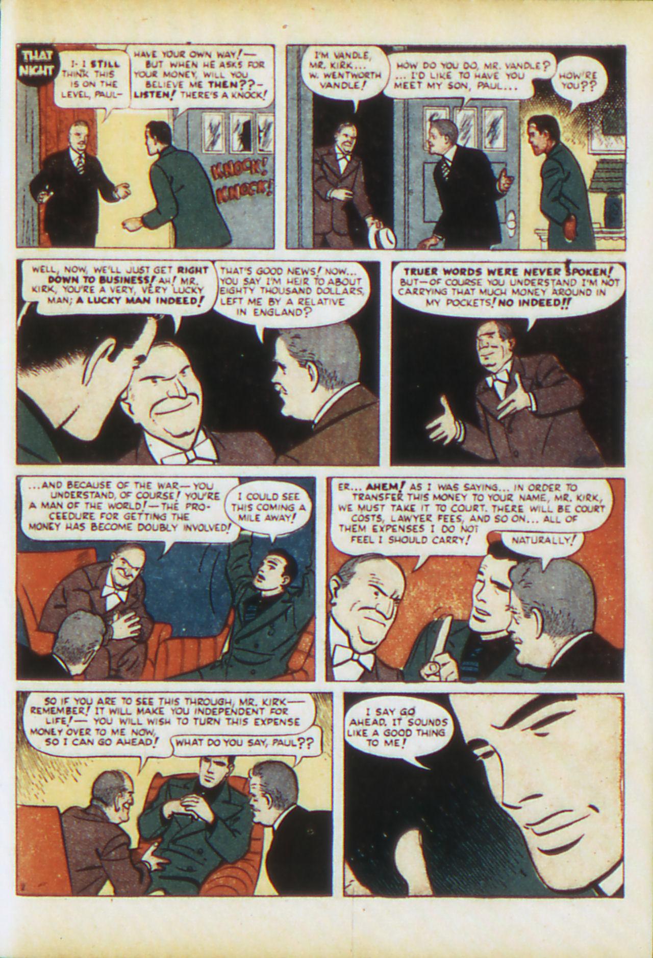Read online Adventure Comics (1938) comic -  Issue #71 - 52