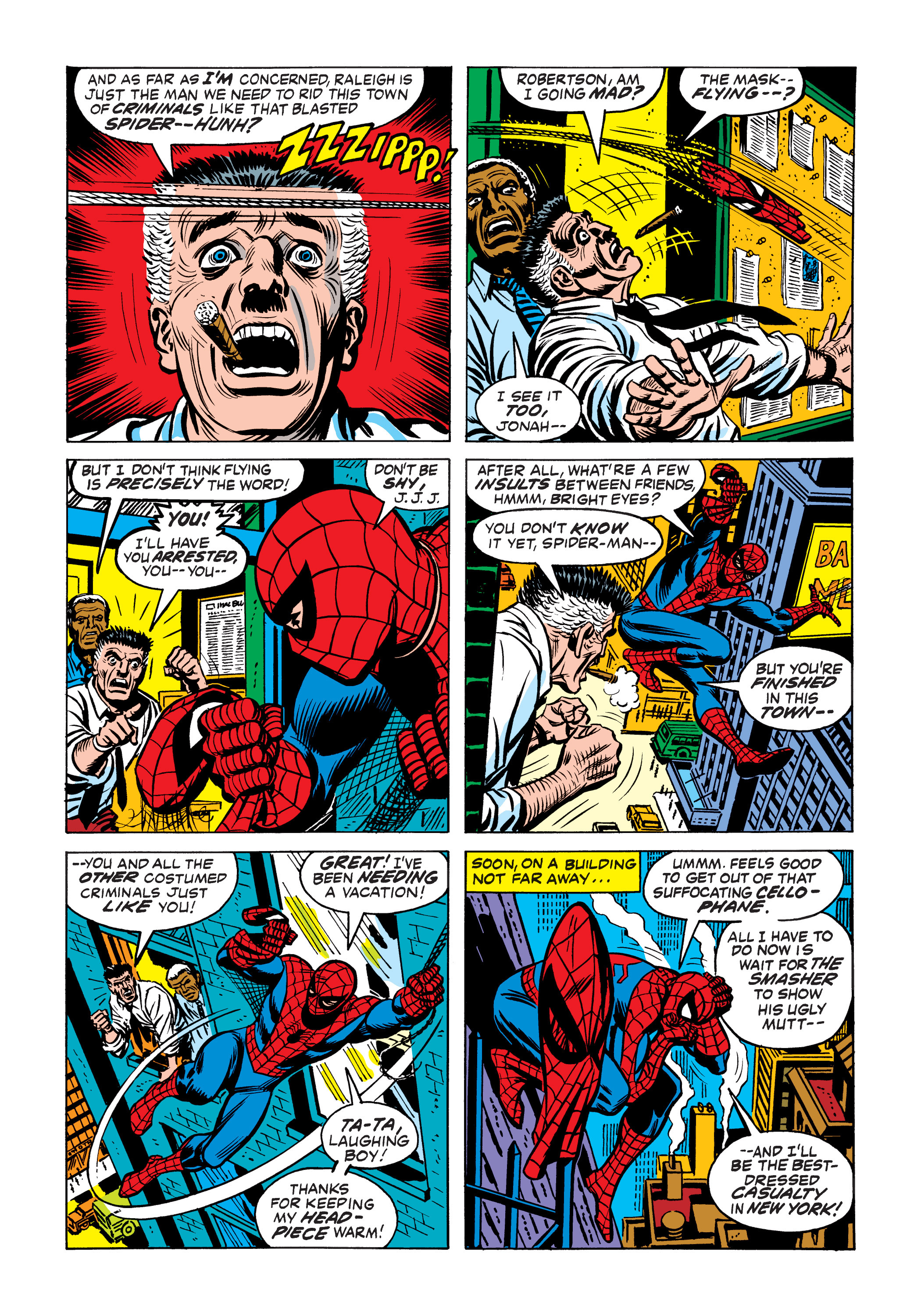 The Amazing Spider-Man (1963) 116 Page 10