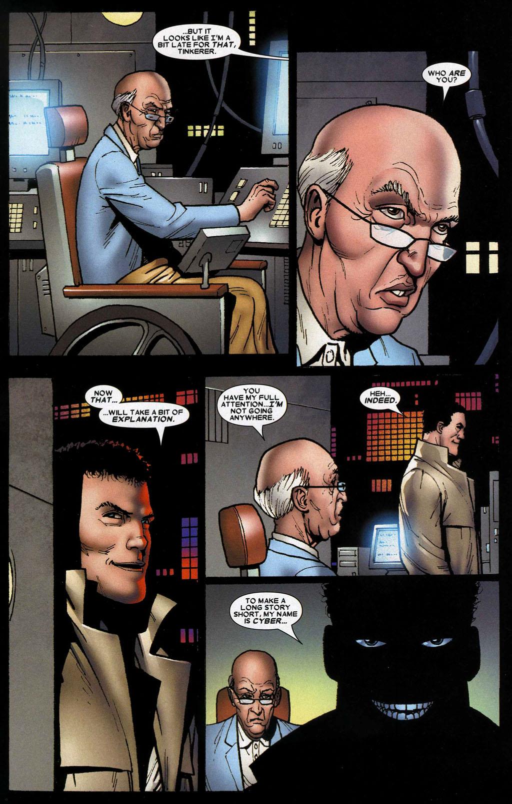 Read online Wolverine: Origins comic -  Issue #12 - 11