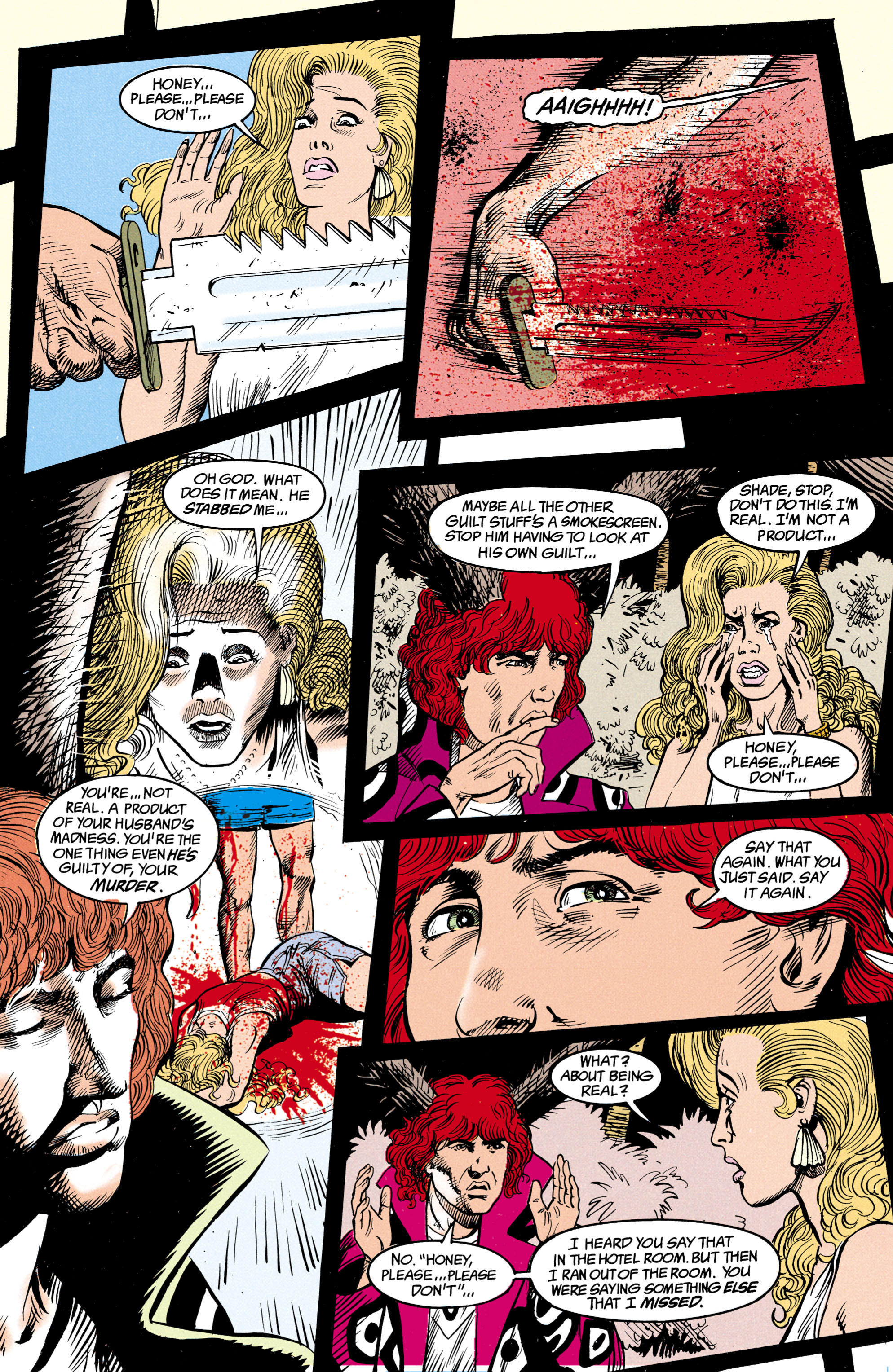 Read online Shade, the Changing Man comic -  Issue #14 - 22
