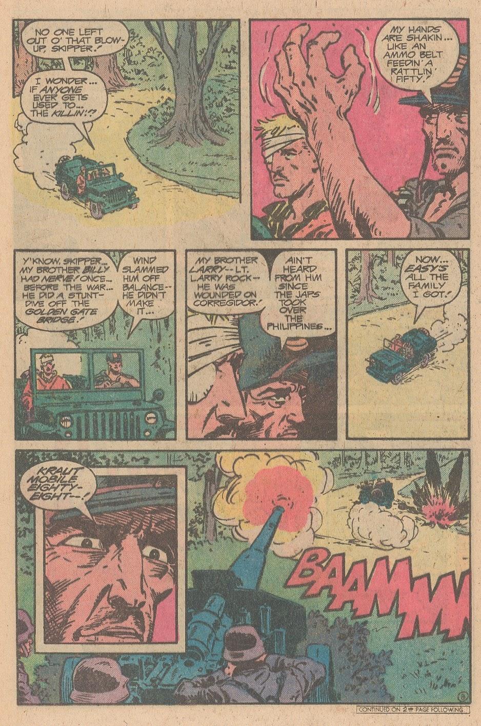 Read online Sgt. Rock comic -  Issue #347 - 9