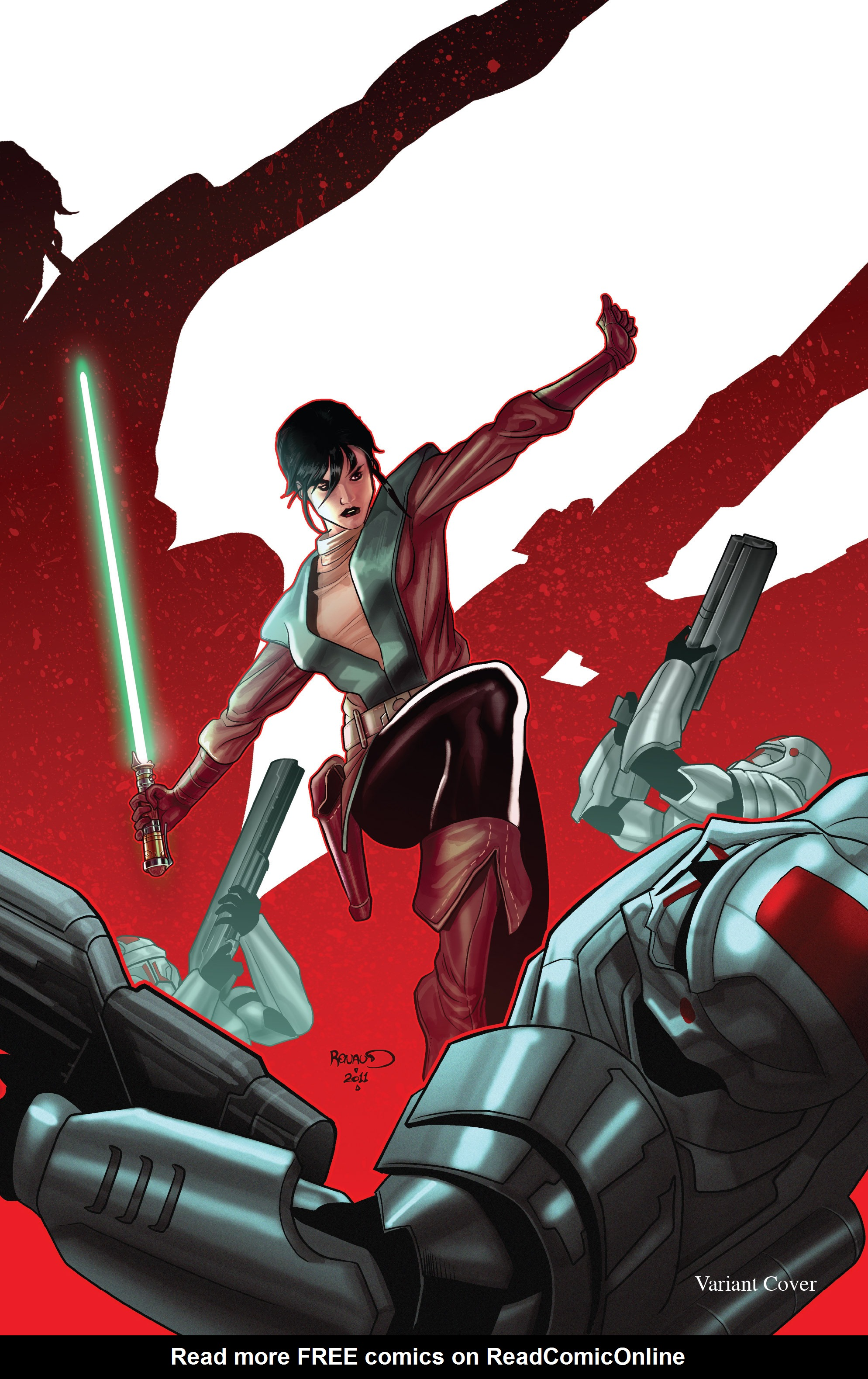 Read online Star Wars: Knight Errant - Deluge comic -  Issue #1 - 25