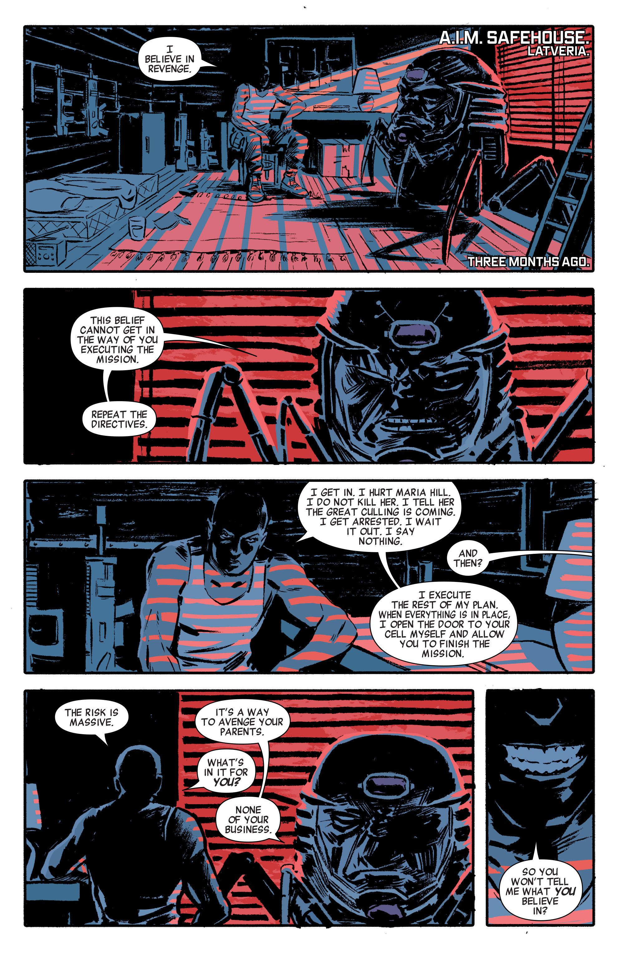 Read online Secret Avengers (2014) comic -  Issue #8 - 9