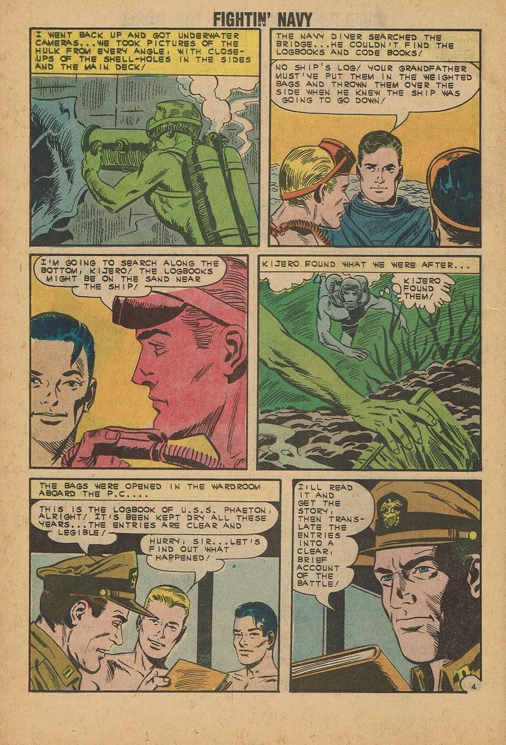 Read online Fightin' Navy comic -  Issue #112 - 18