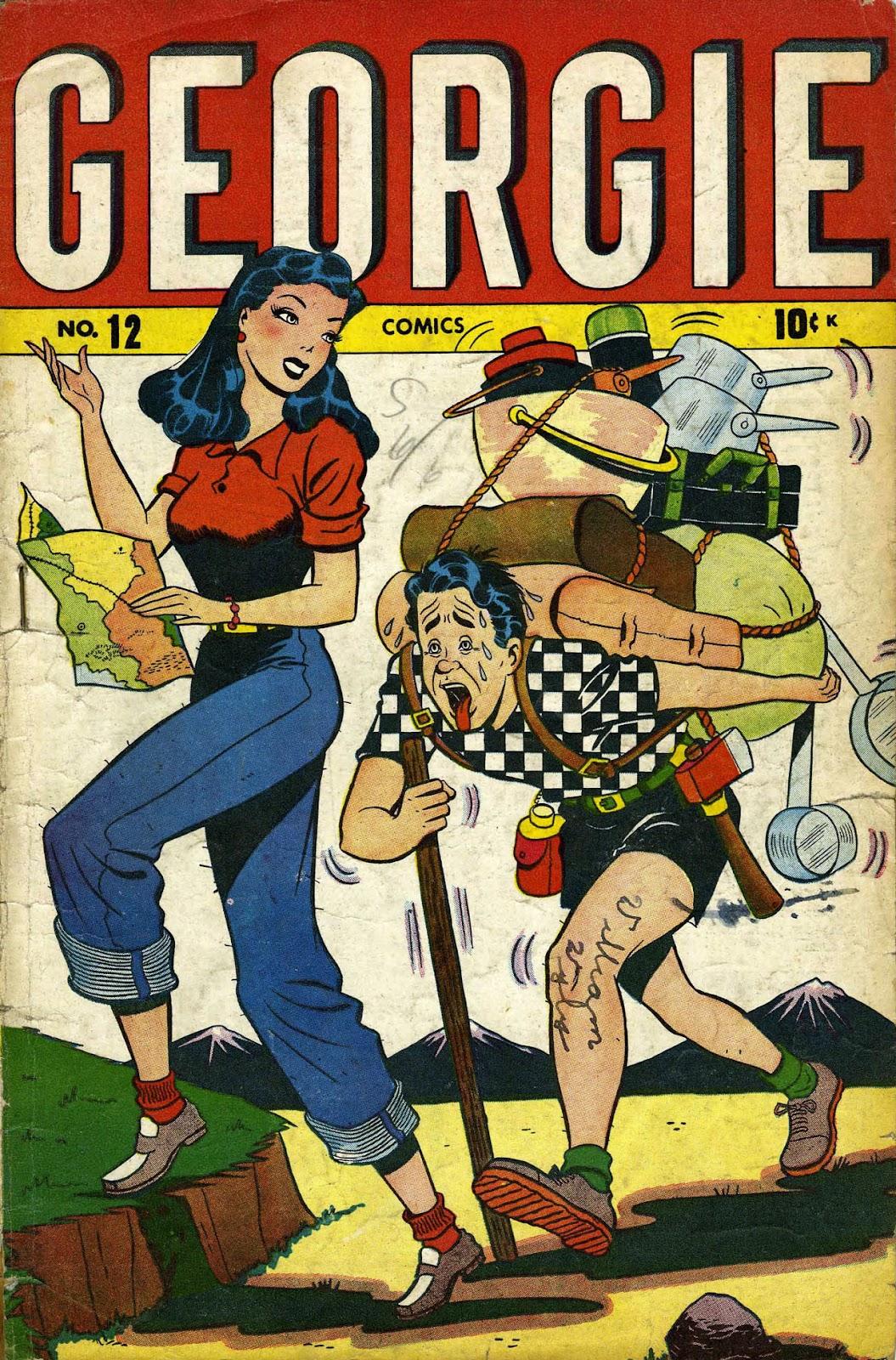 Georgie Comics 12 Page 1