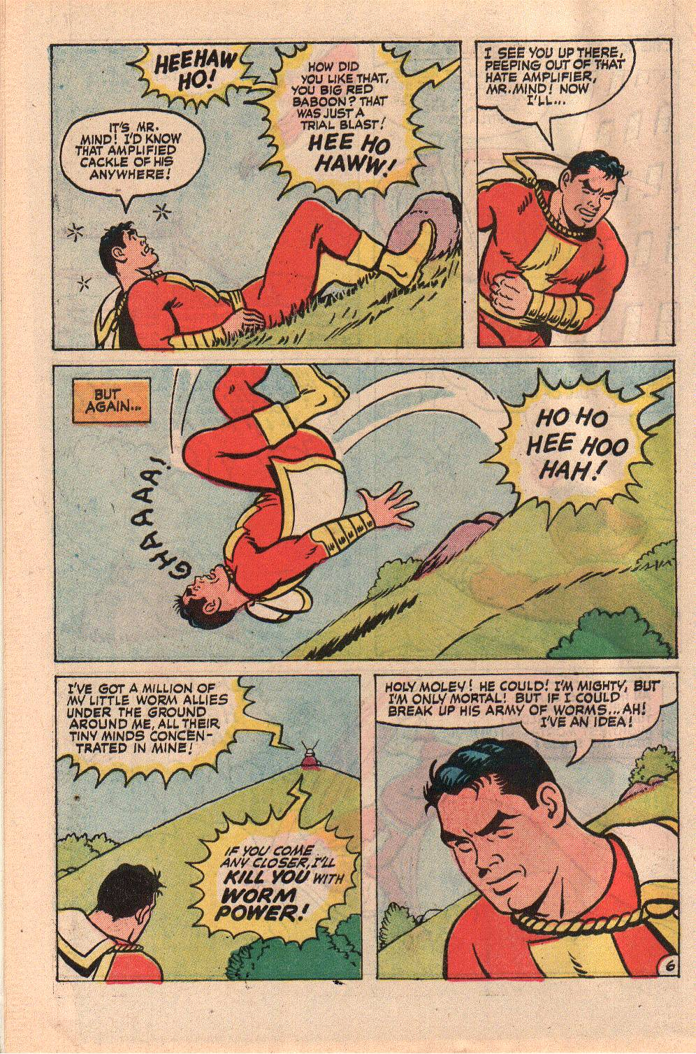 Read online Shazam! (1973) comic -  Issue #9 - 10