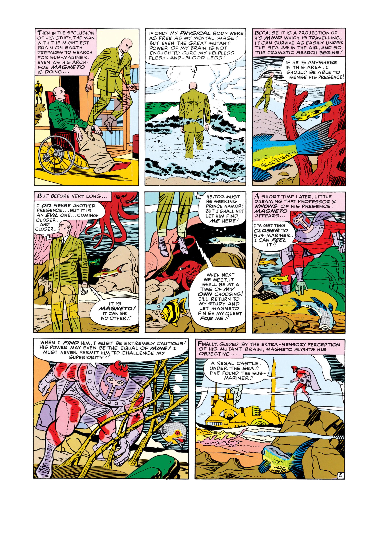 Uncanny X-Men (1963) 6 Page 5
