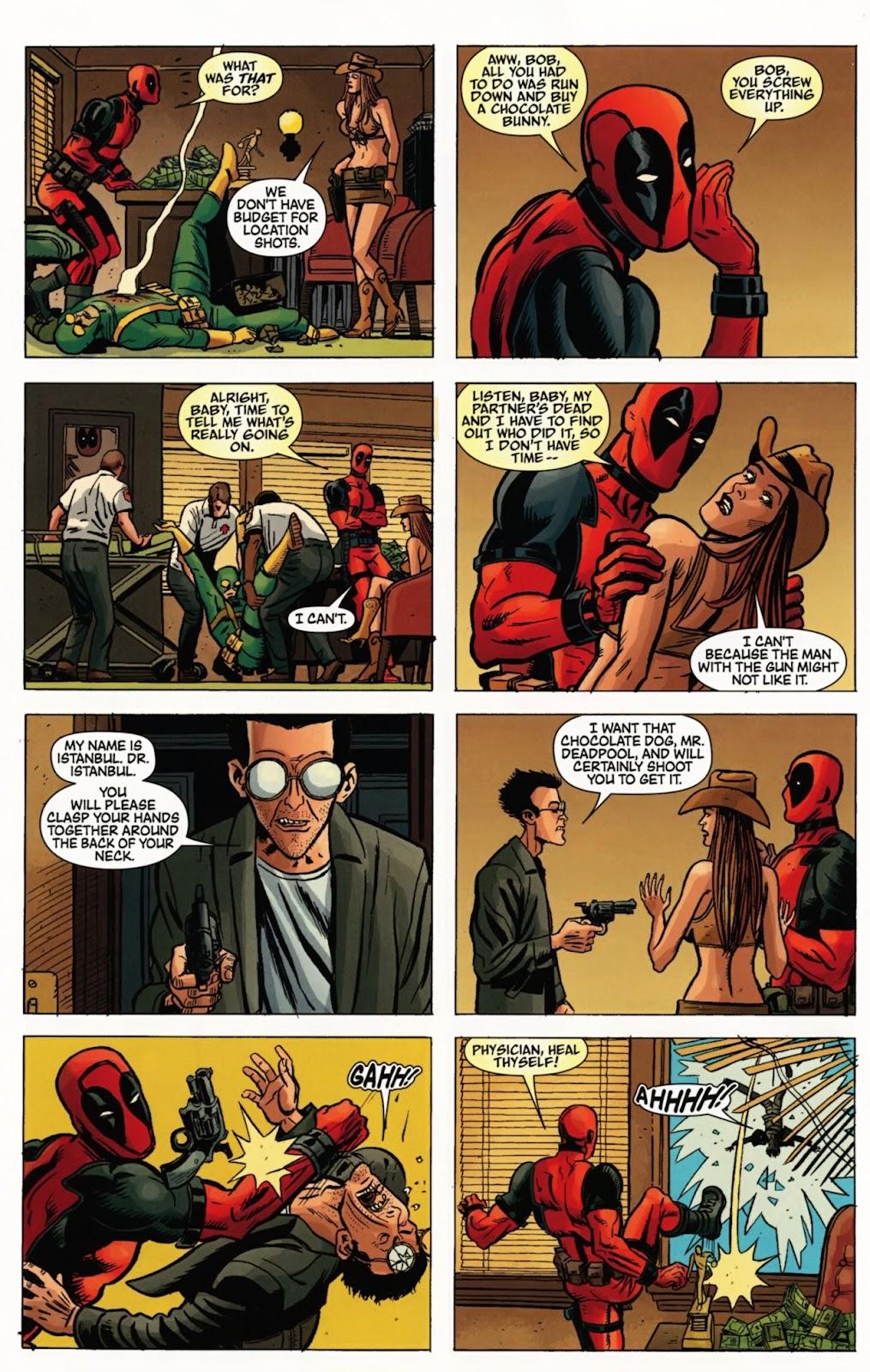 Read online Deadpool (2008) comic -  Issue #1000 - 16