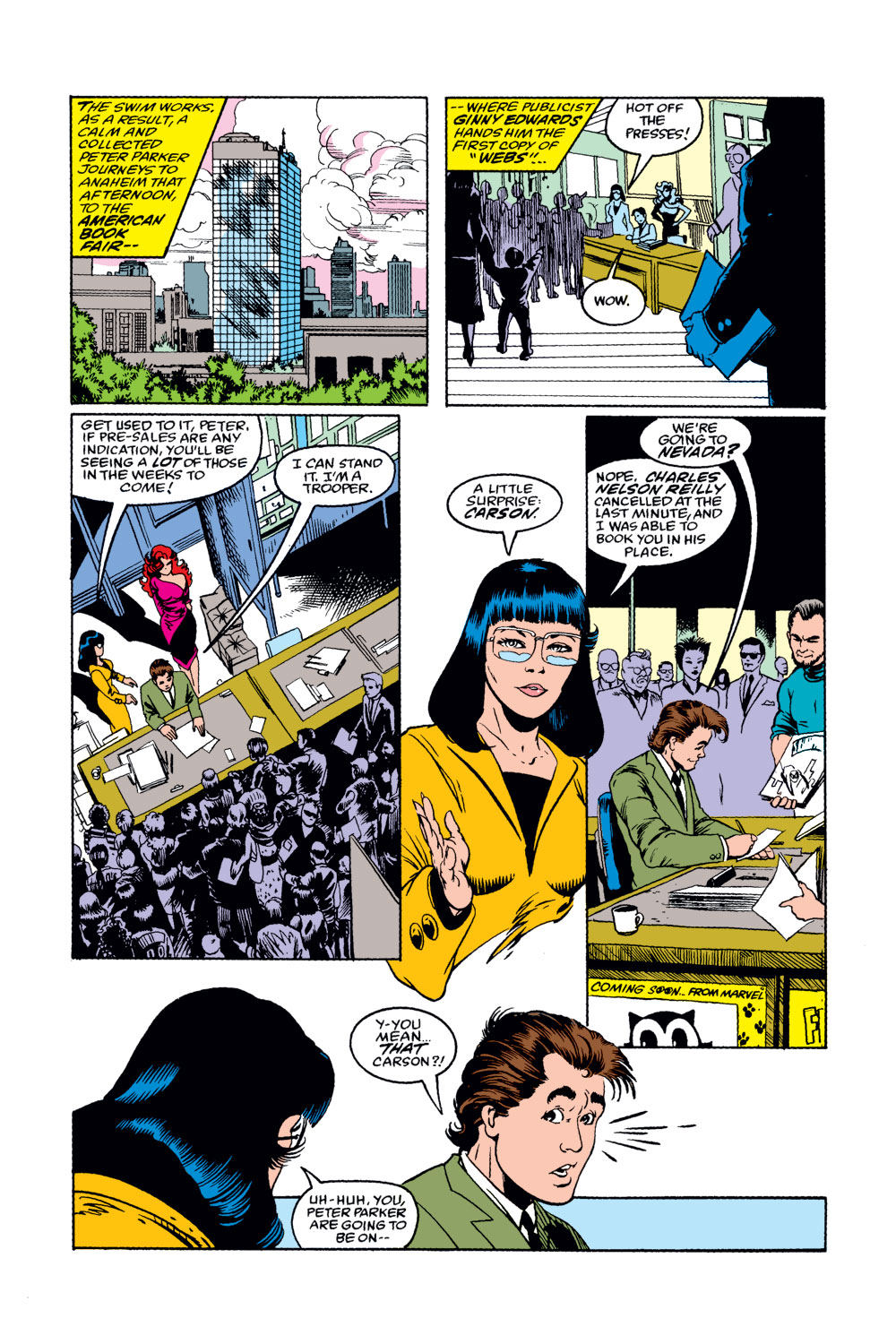 The Amazing Spider-Man (1963) 305 Page 11