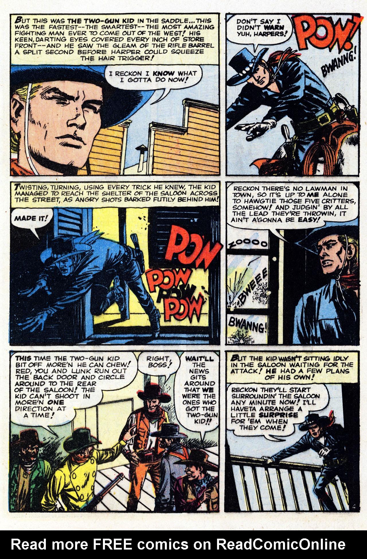 Read online Two-Gun Kid comic -  Issue #53 - 13