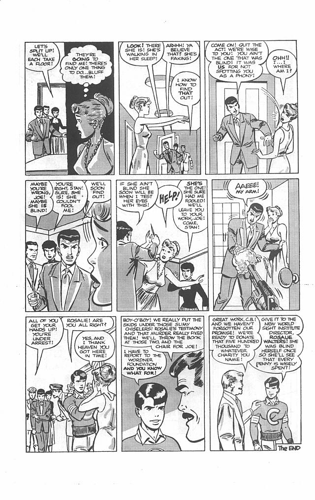 Read online Men of Mystery Comics comic -  Issue #22 - 24