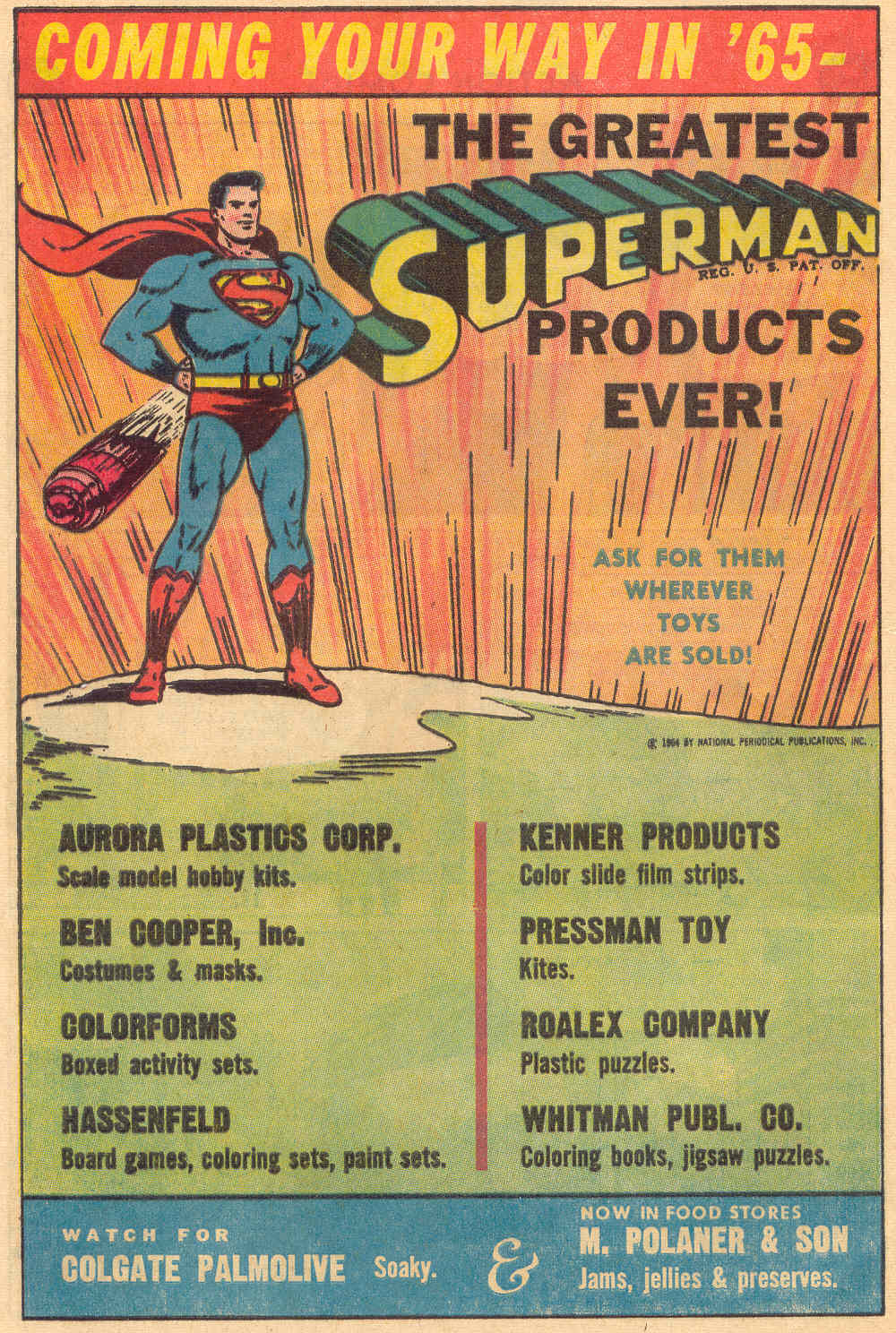 Read online Action Comics (1938) comic -  Issue #321 - 12