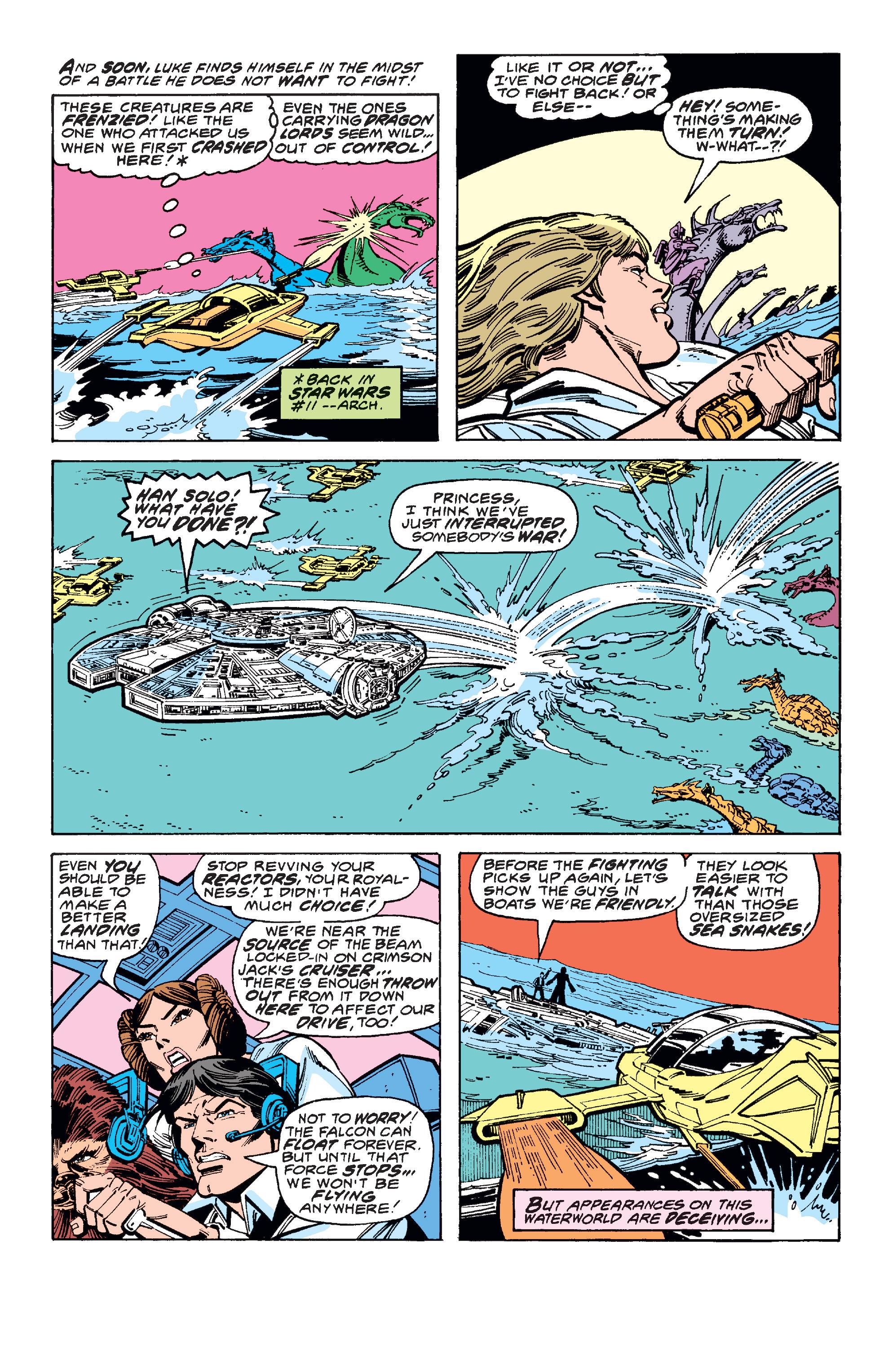 Read online Star Wars Omnibus comic -  Issue # Vol. 13 - 239