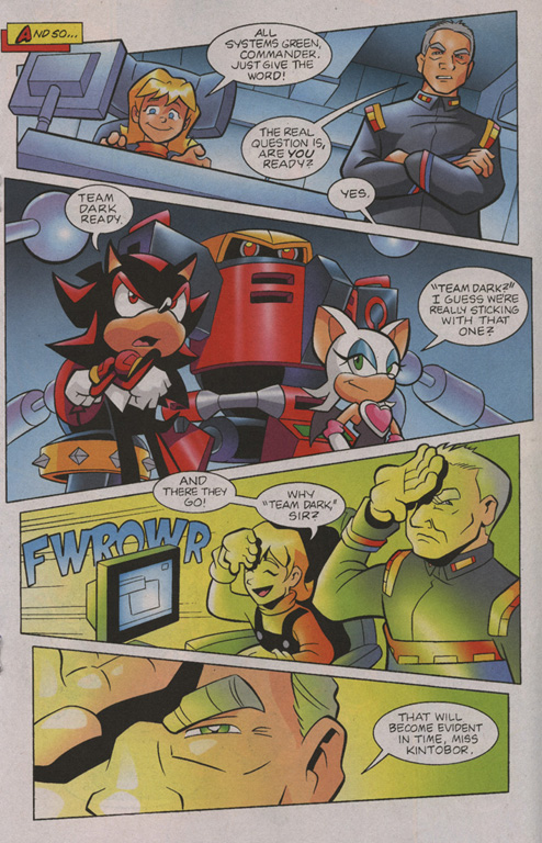 Read online Sonic Universe comic -  Issue #4 - 14